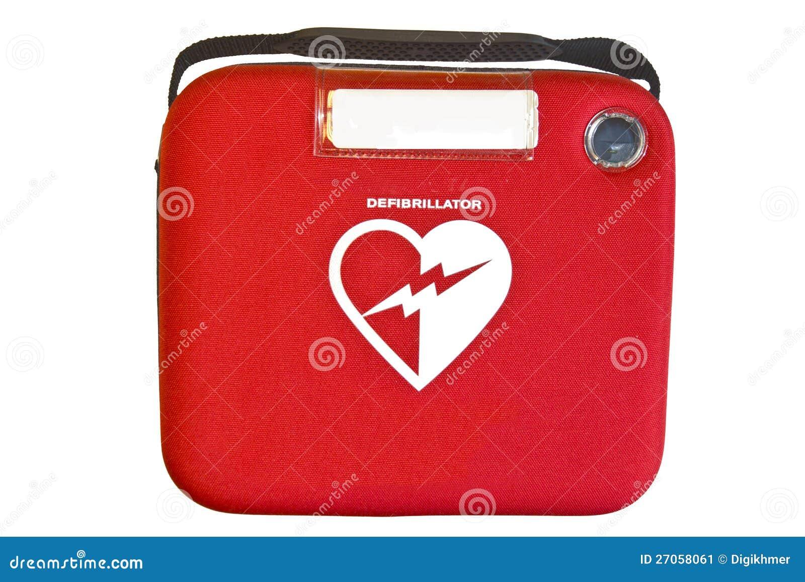 Автоматизированные внешние дефибриллятор или AED