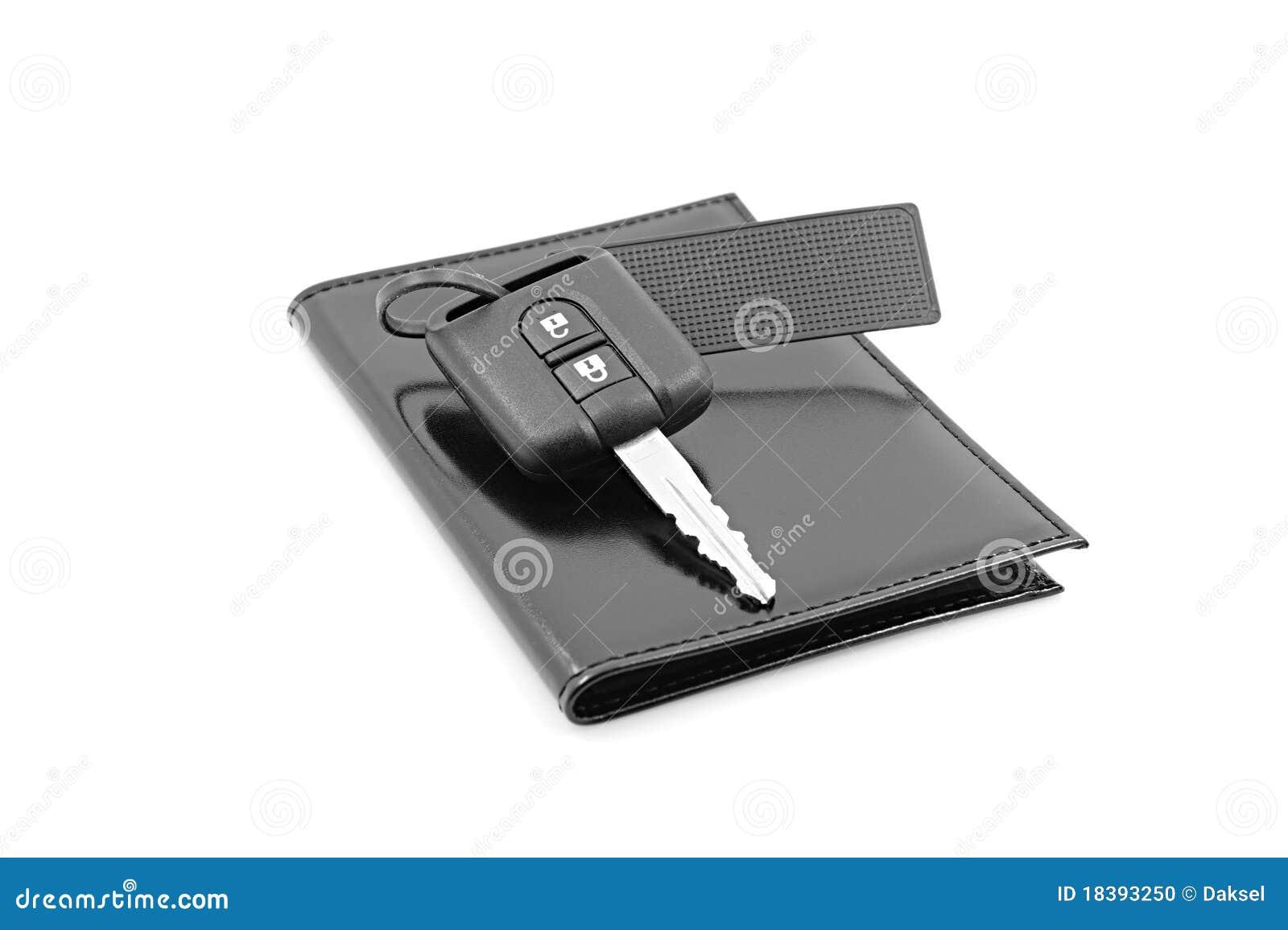 автомобиль документирует ключей