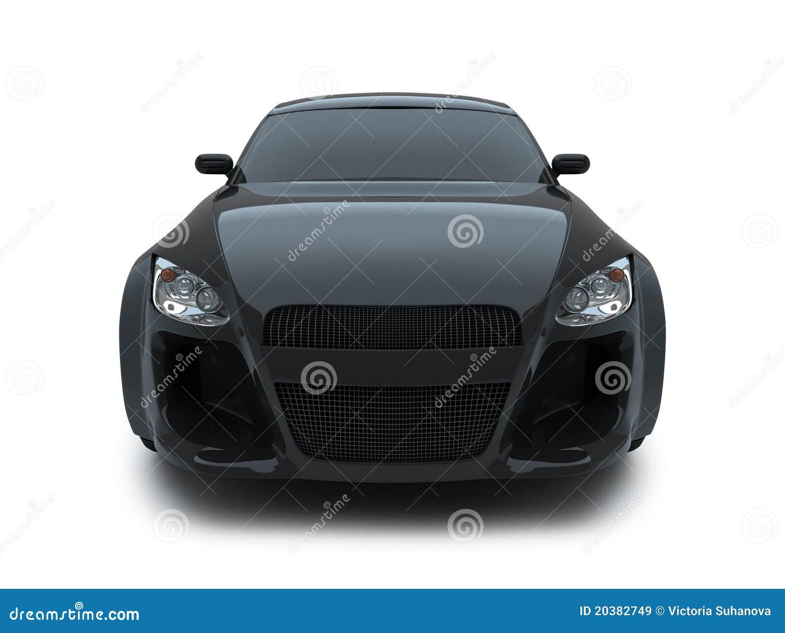 автомобиль 3d представляет спорт