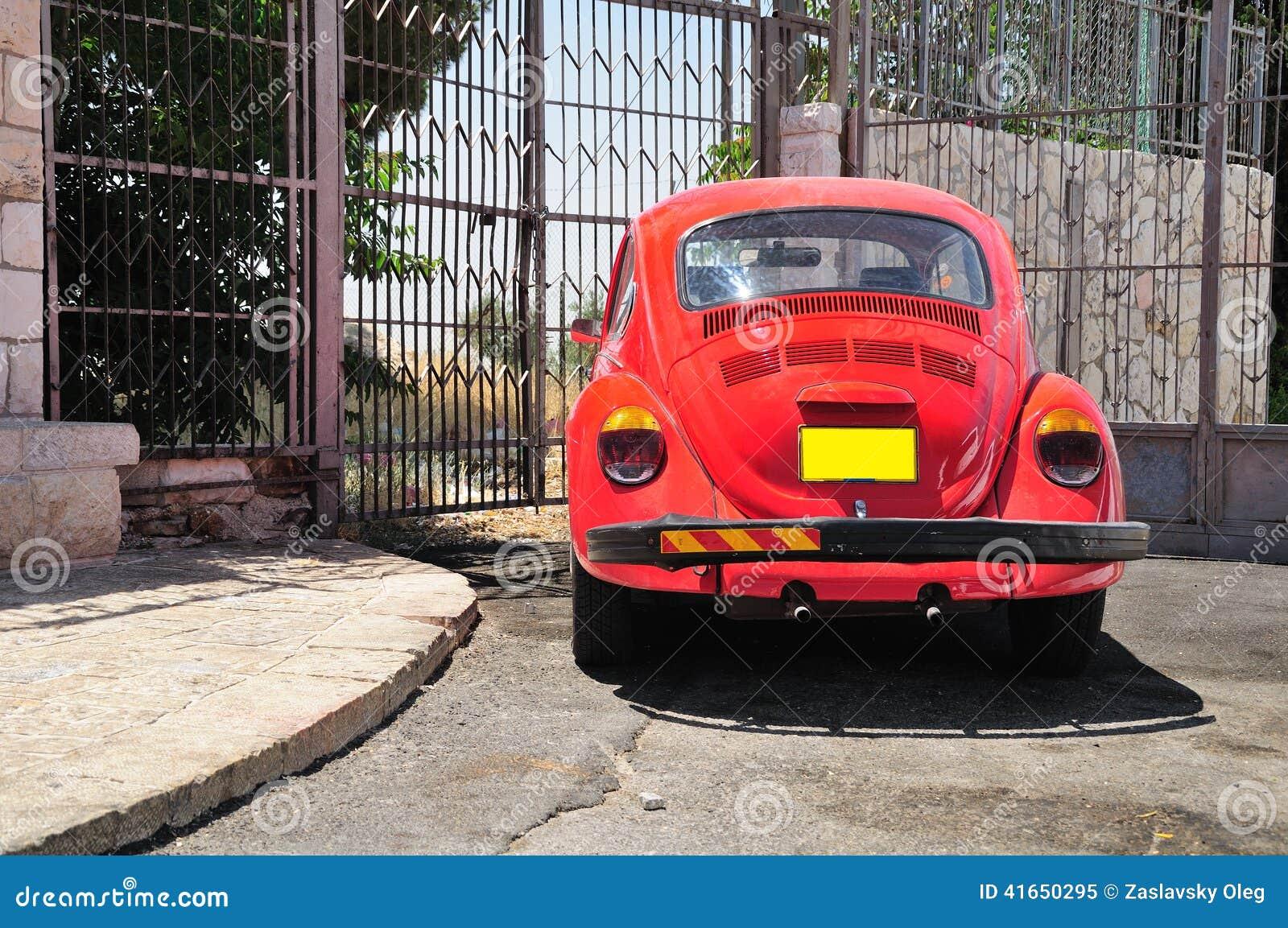 Автомобиль от прошлого