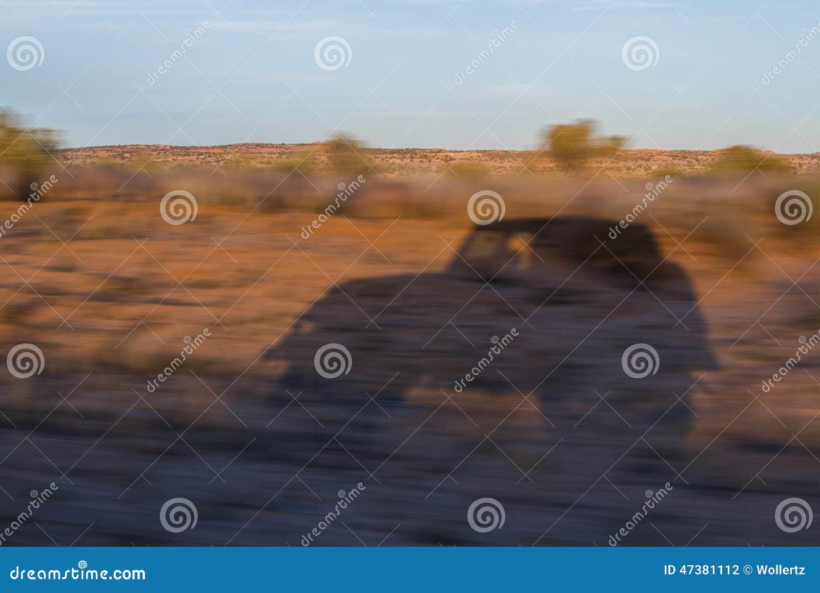Автомобиль тени