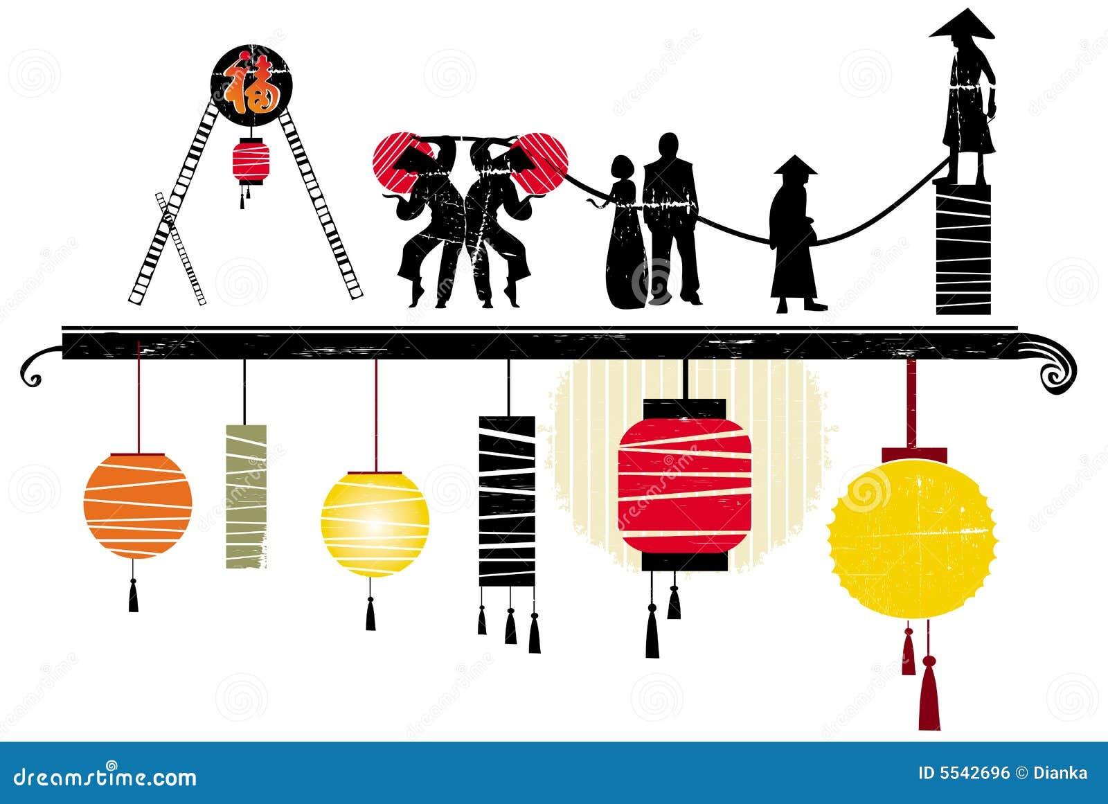 азиатские элементы конструкции