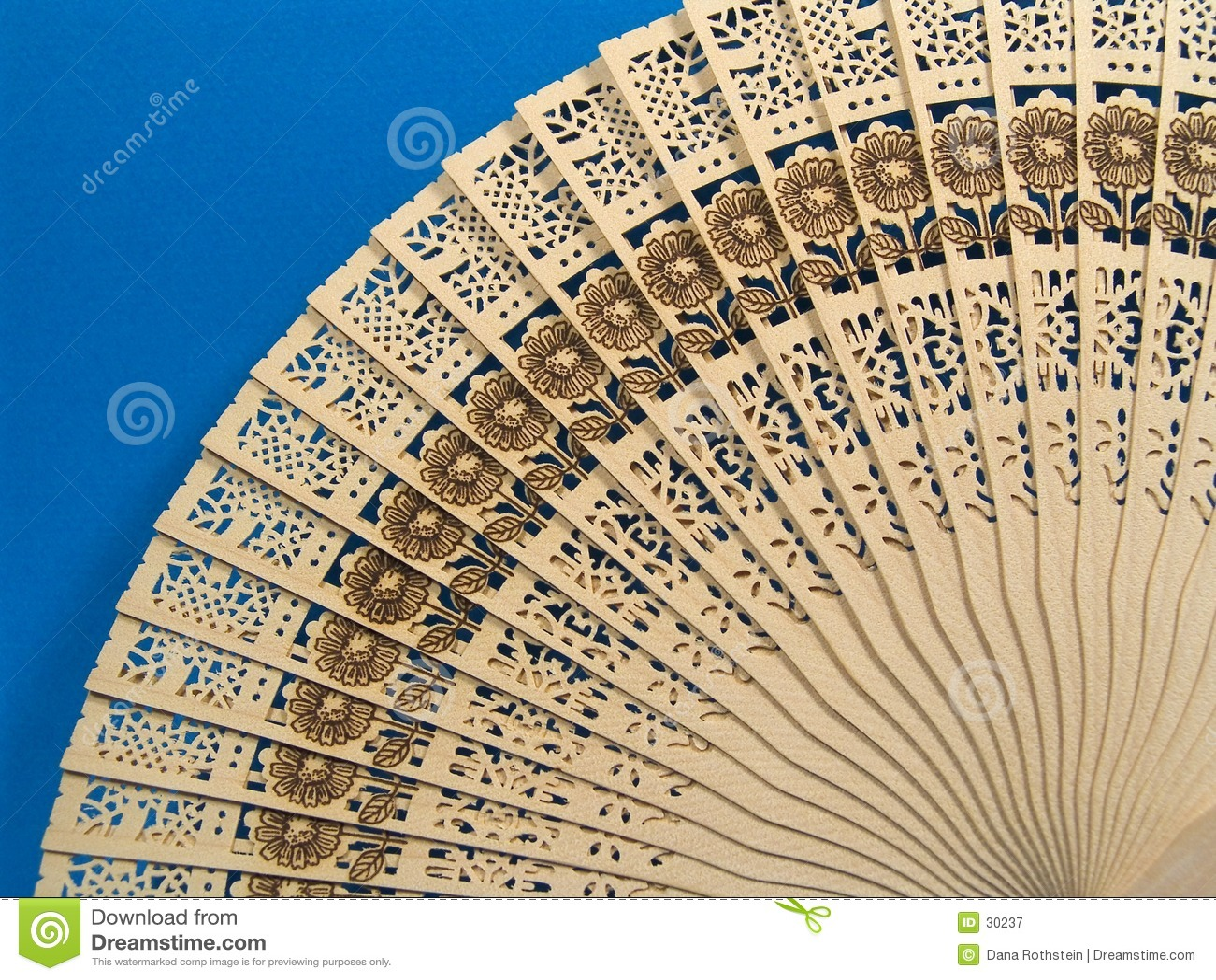 азиатский вентилятор