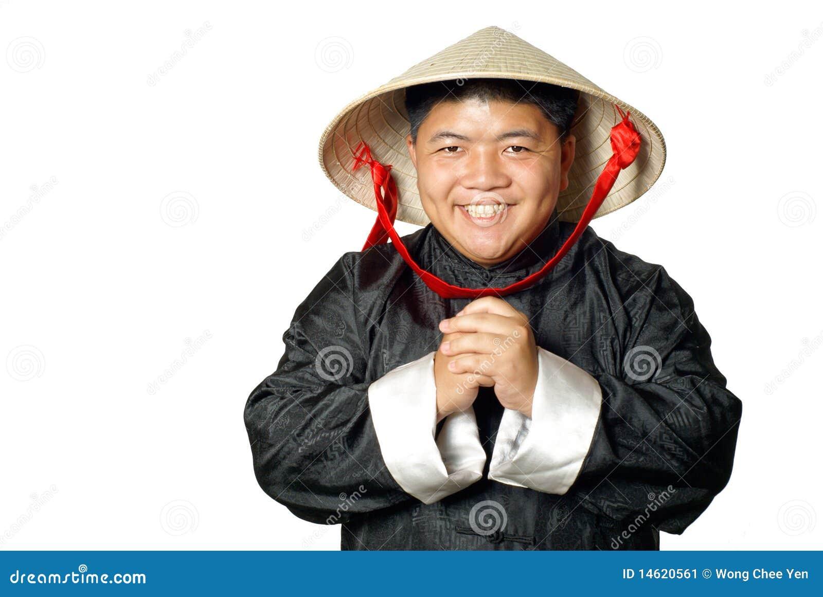 Как сделать азиата злым