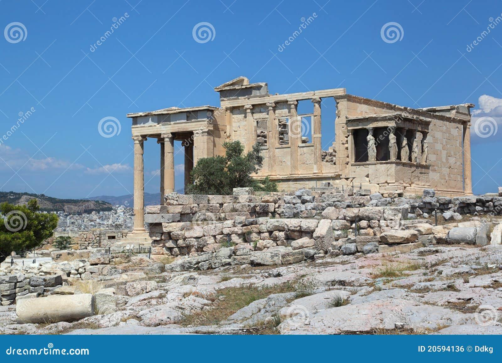 акрополь athens Греция