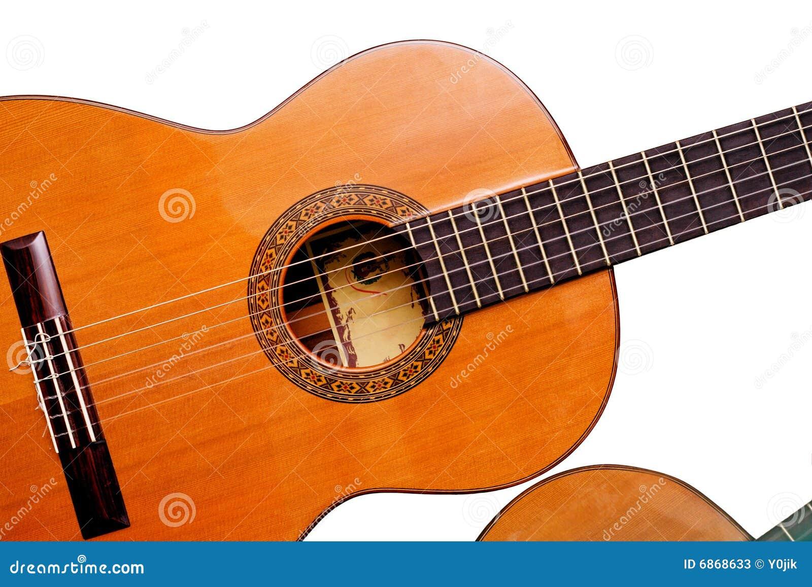 акустическая белизна гитары предпосылки