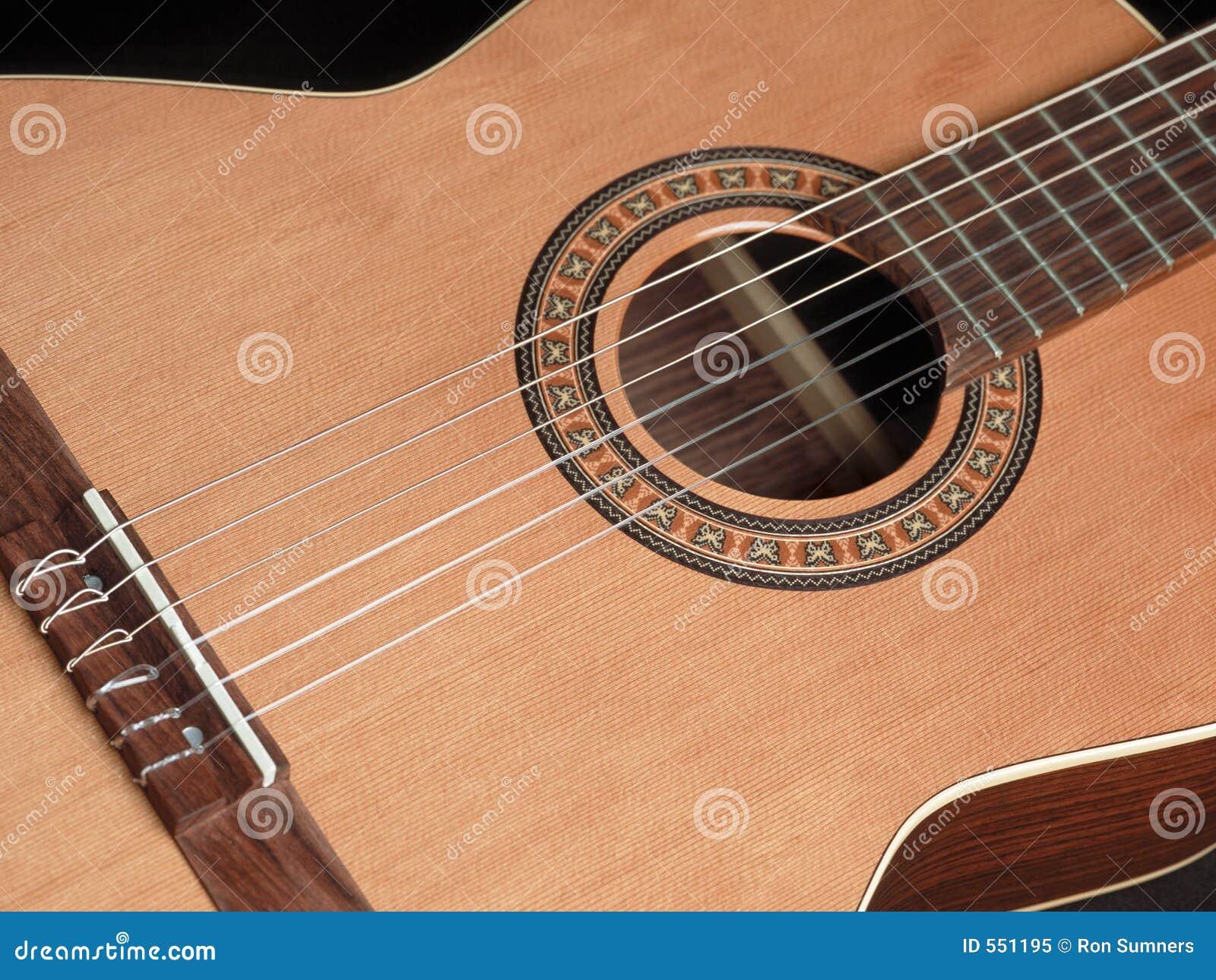 акустическая классическая гитара