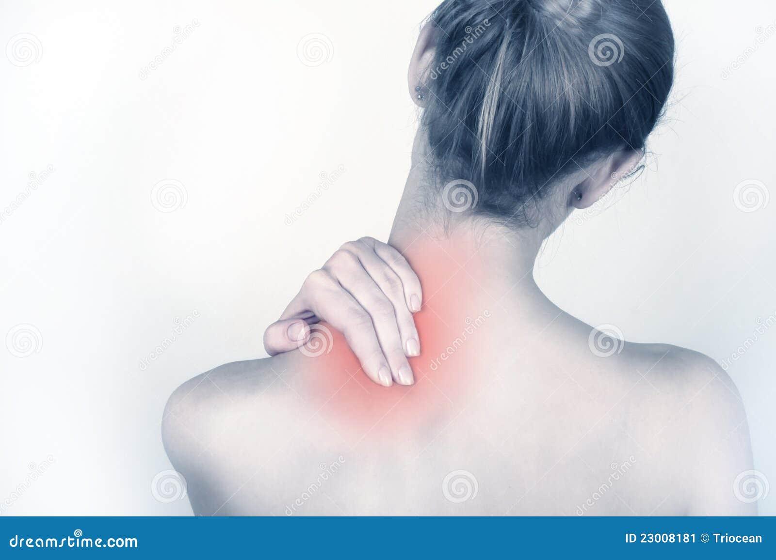 акутовая боль шеи