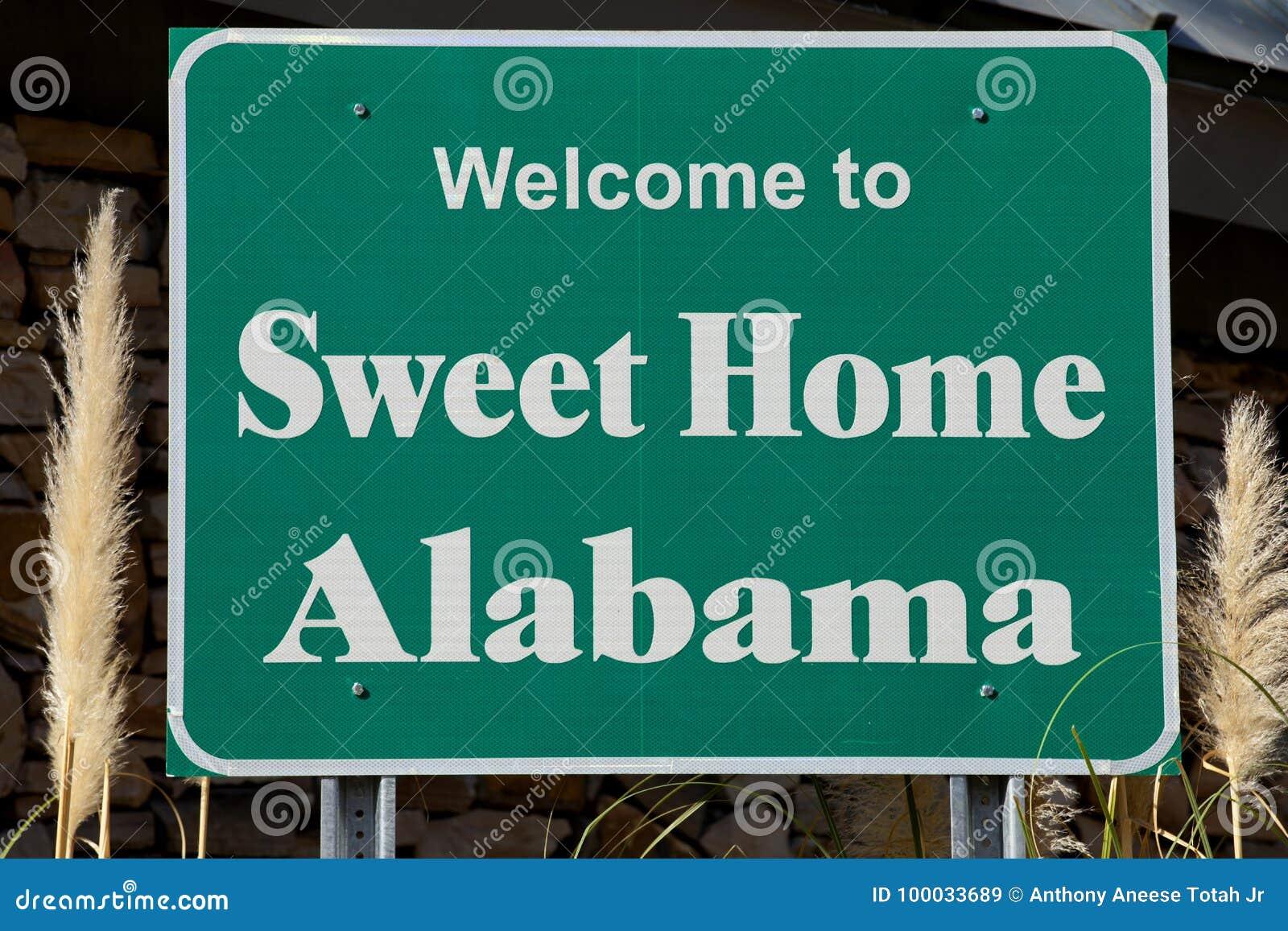 Алабама, котор нужно приветствовать