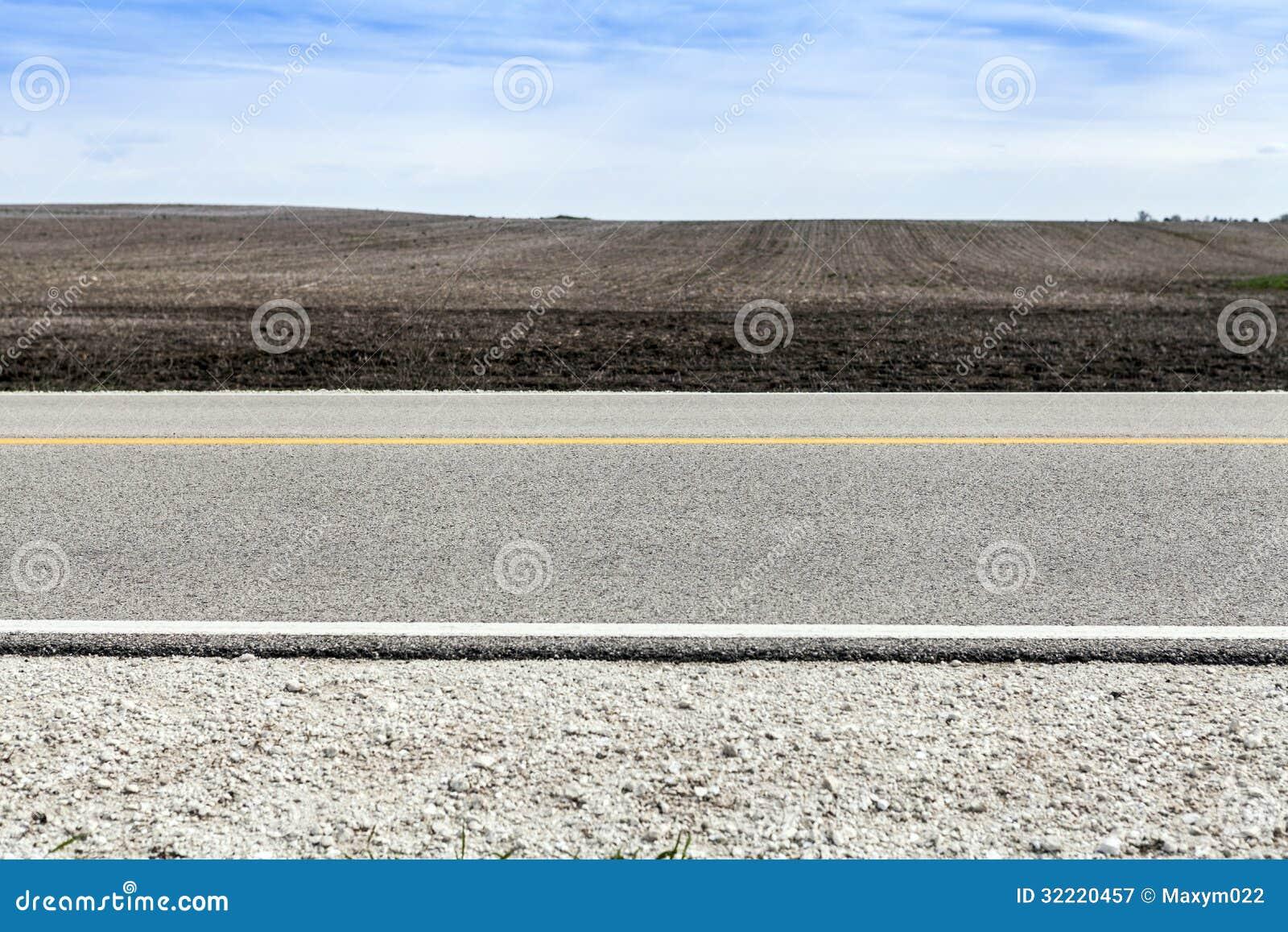 Американская проселочная дорога