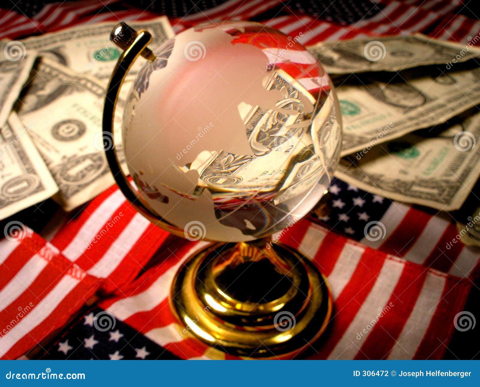 американская экономия