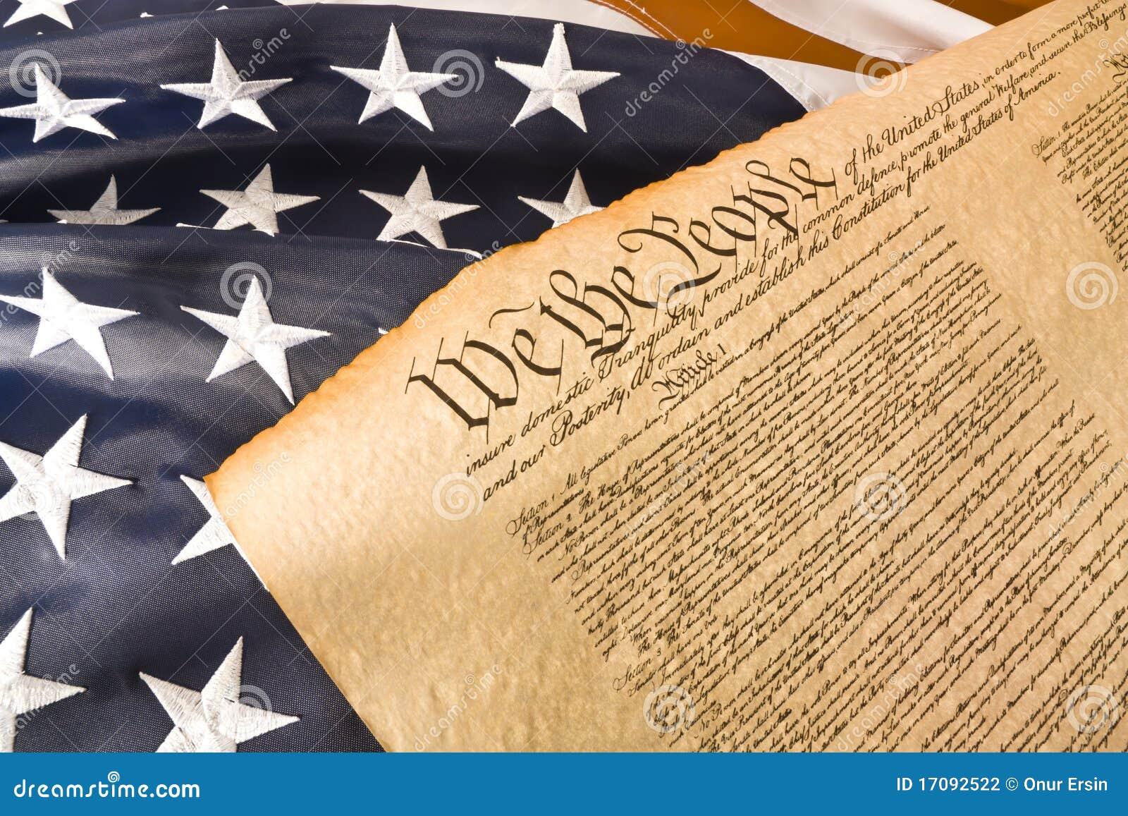 американские люди конституции