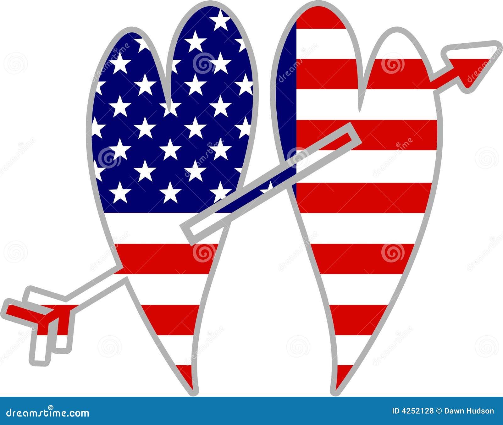 американские сердца