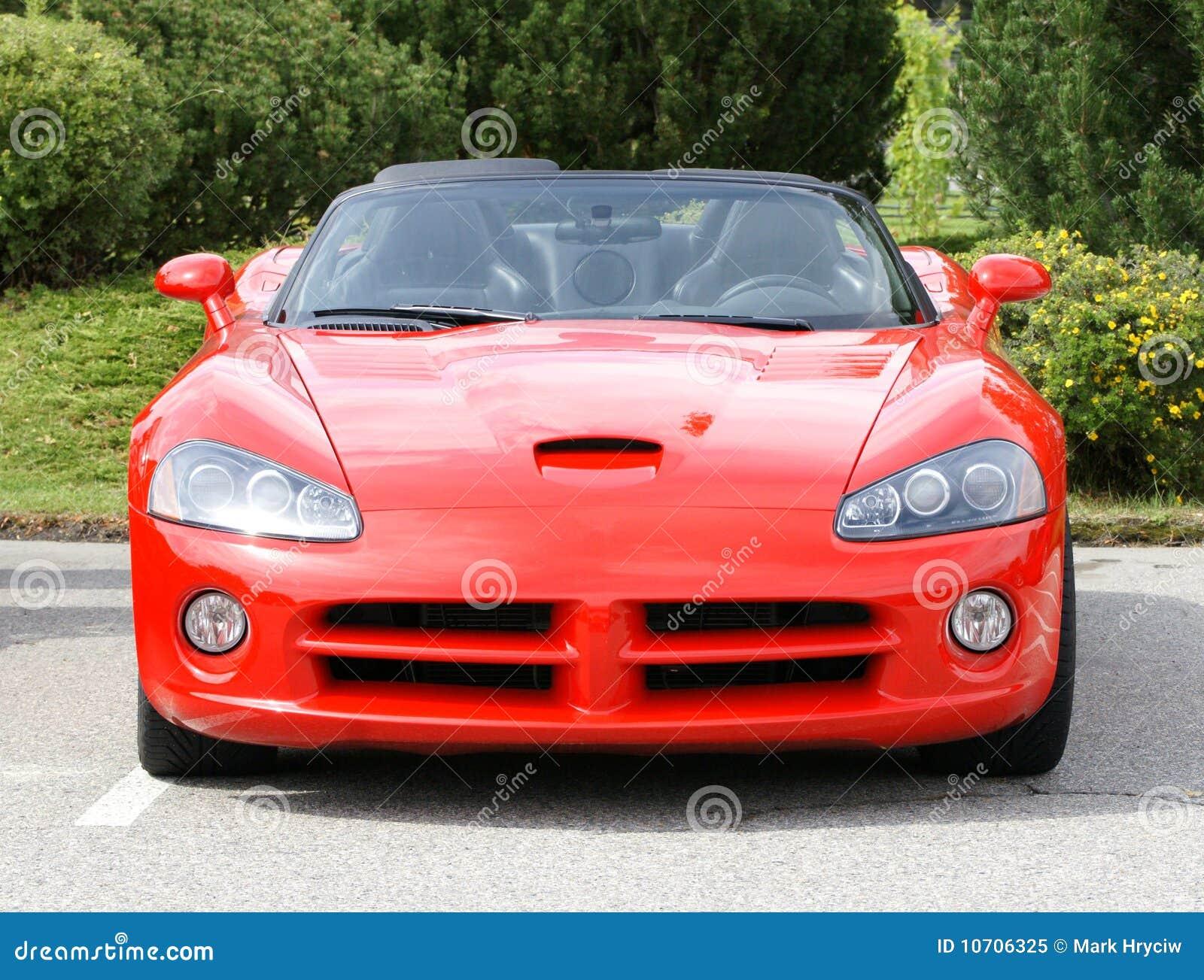 американские спорты автомобиля с откидным верхом автомобиля