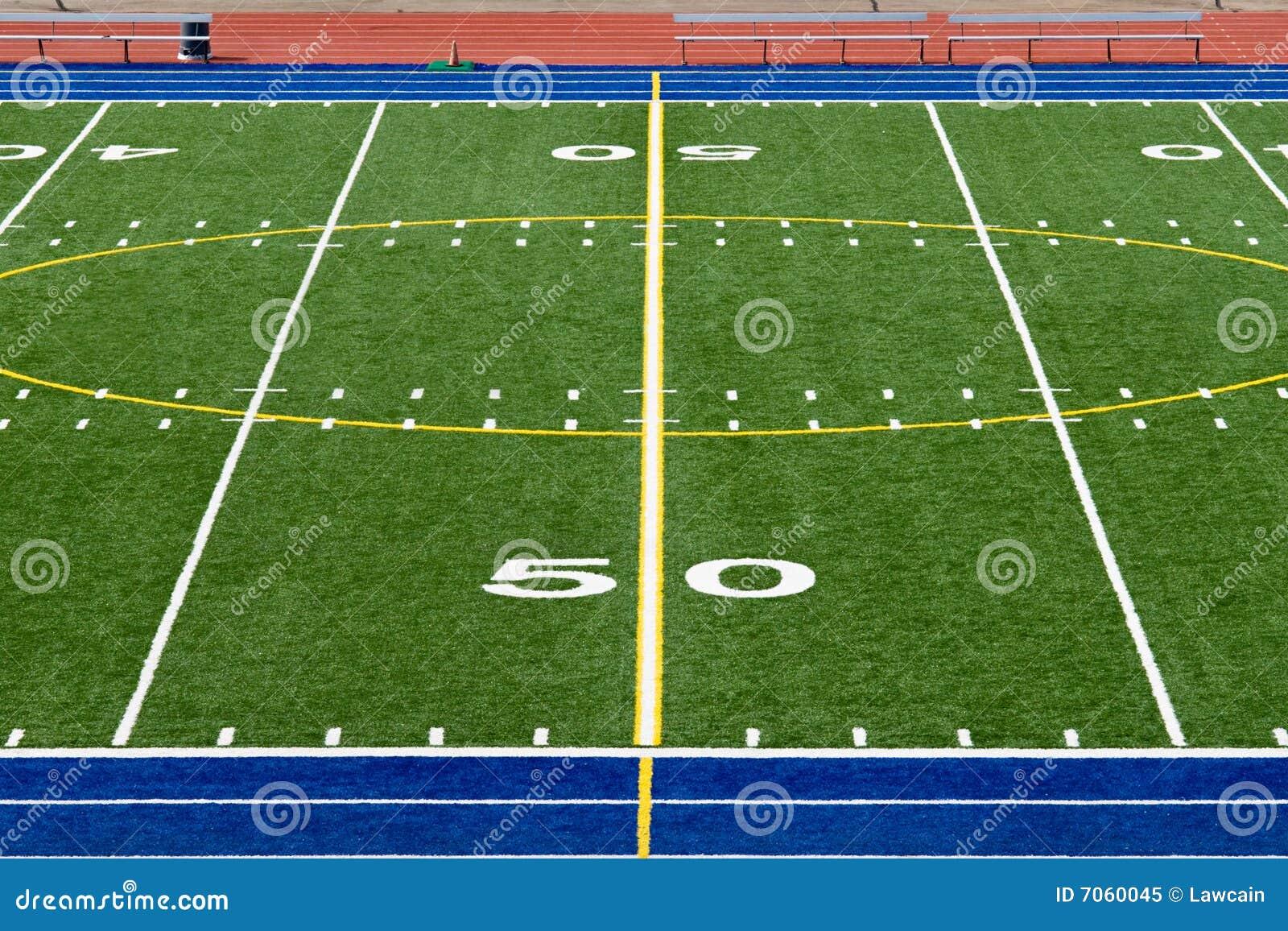 американский футбол поля