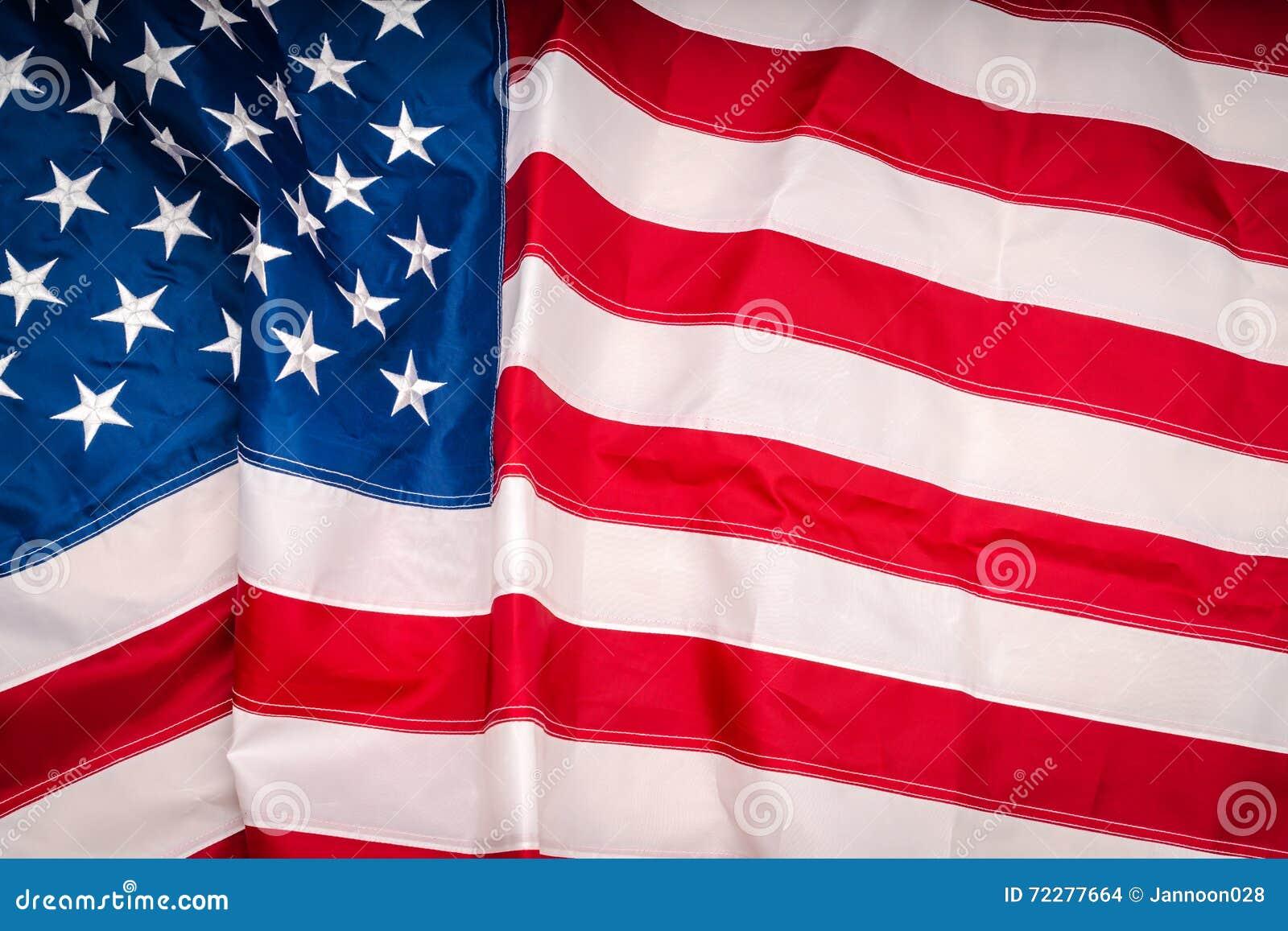 Download американский флаг стоковое фото. изображение насчитывающей народовластие - 72277664