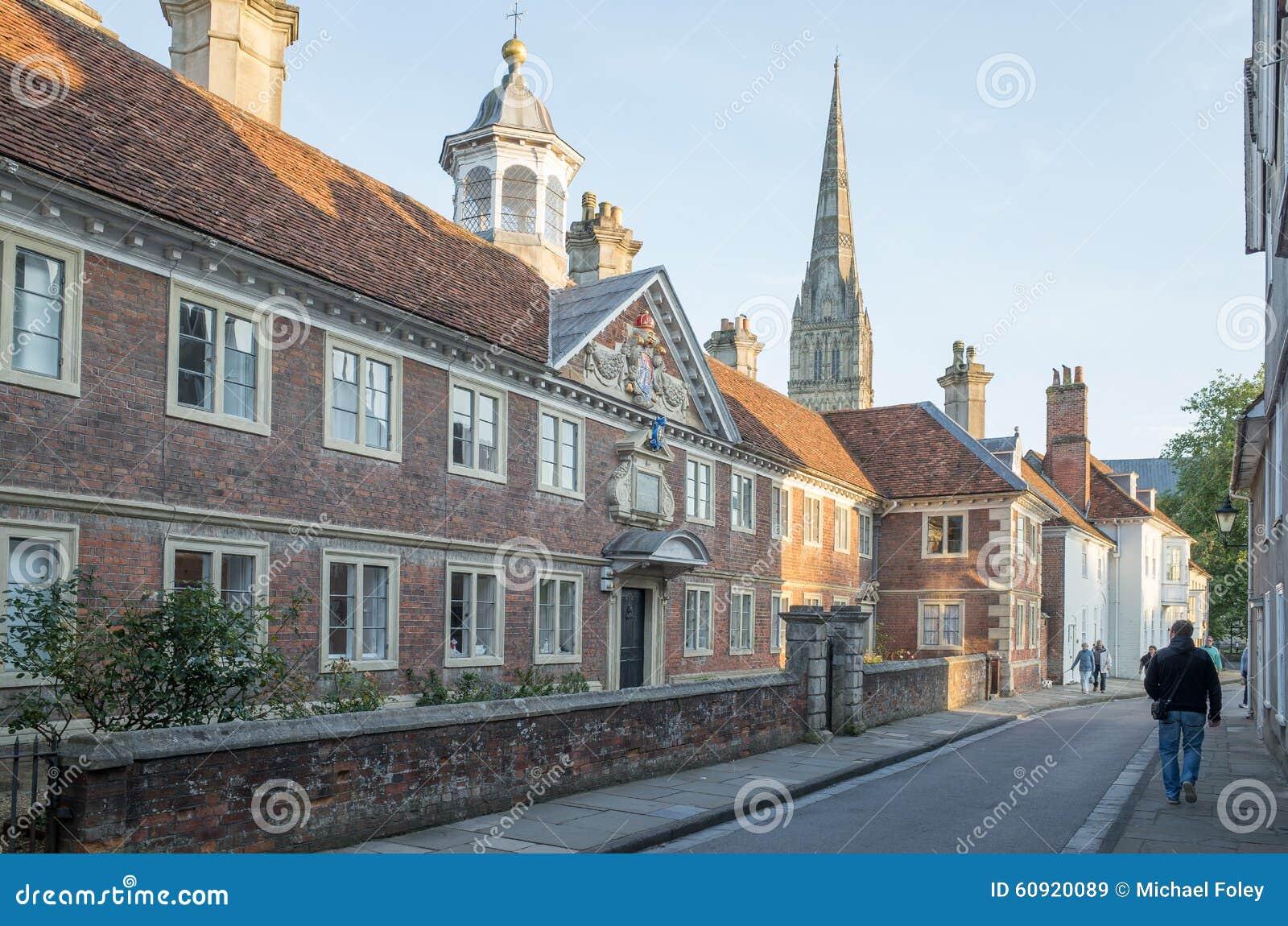 Англия salisbury