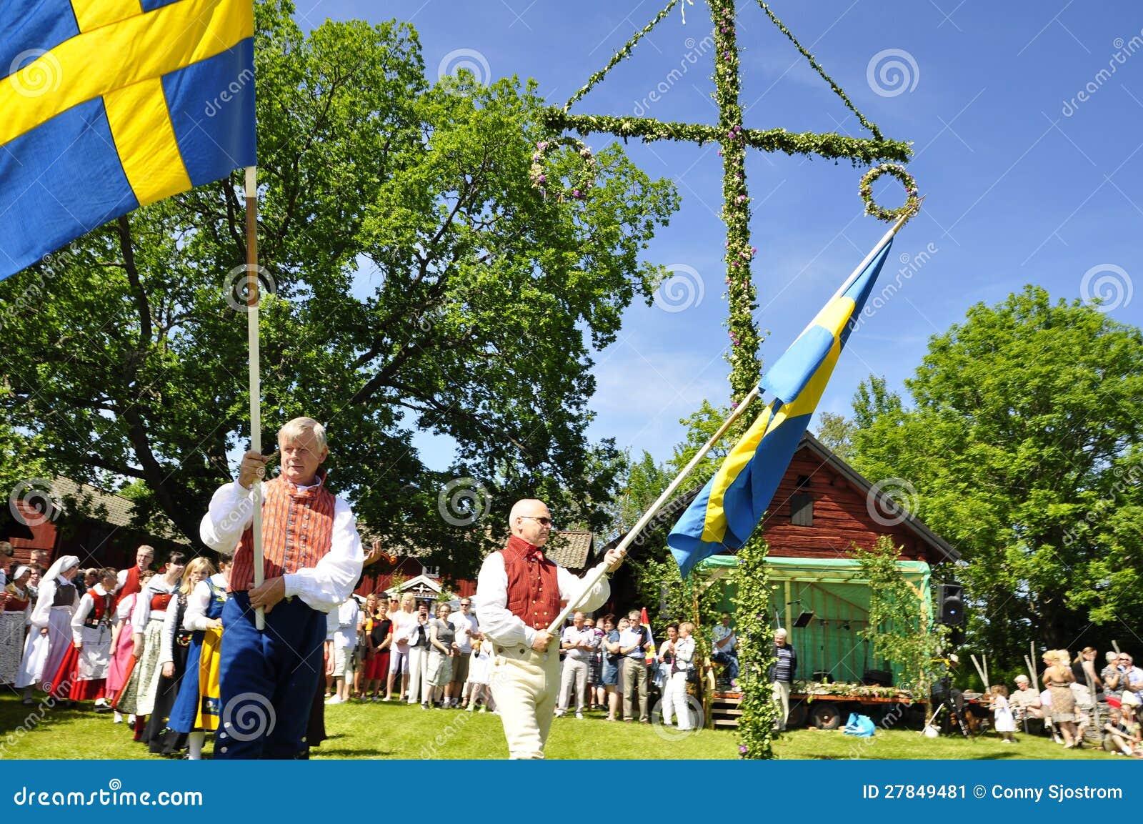 Ансамбль фольклора Швеции