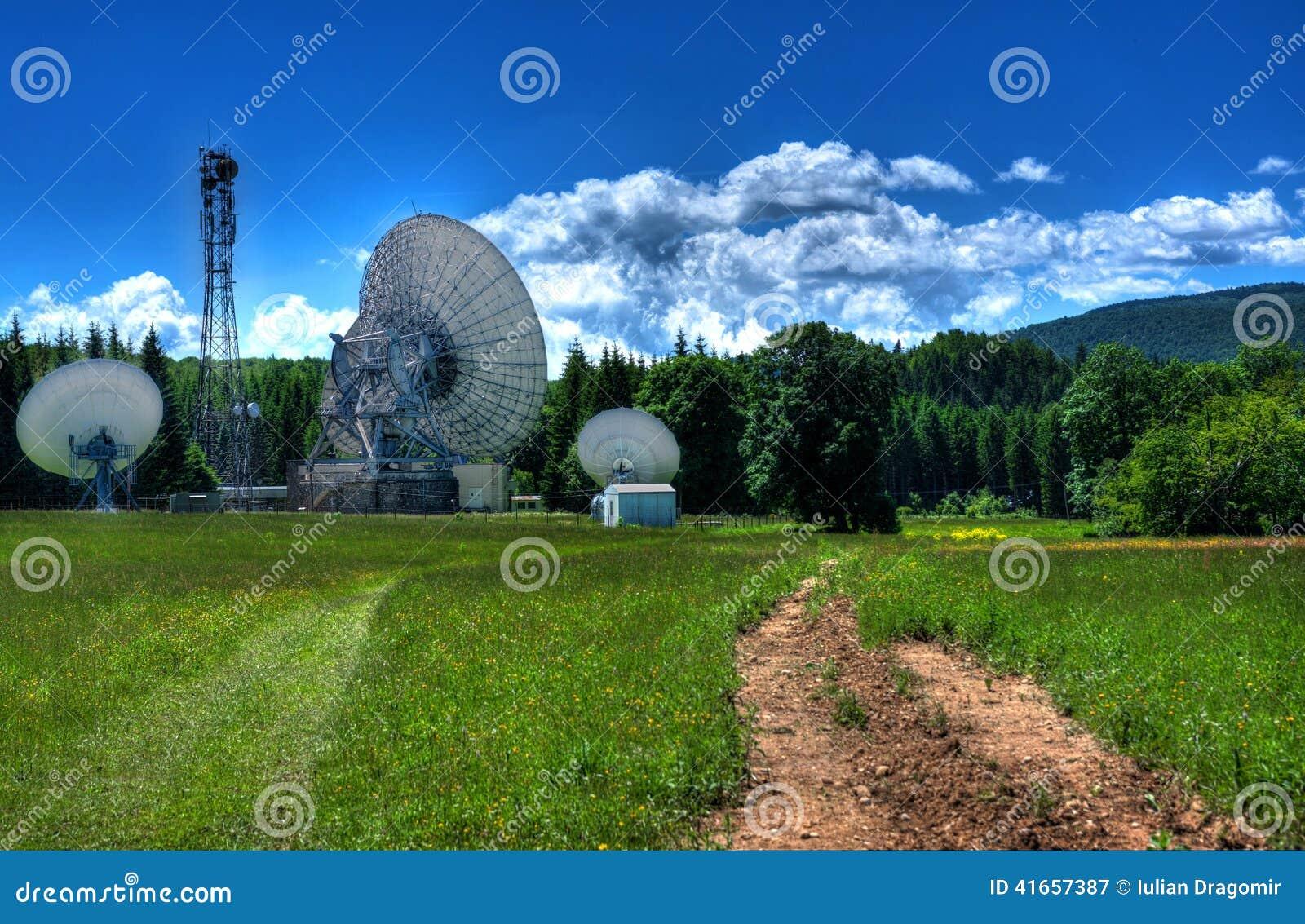 Антенны радиосвязи
