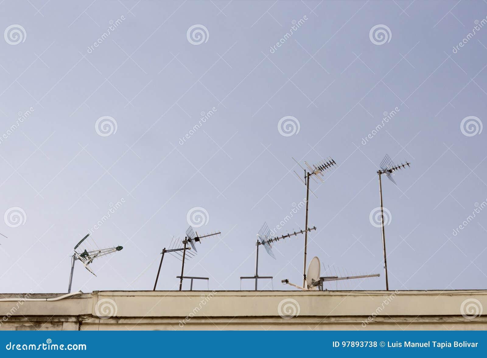 Антенны UHF