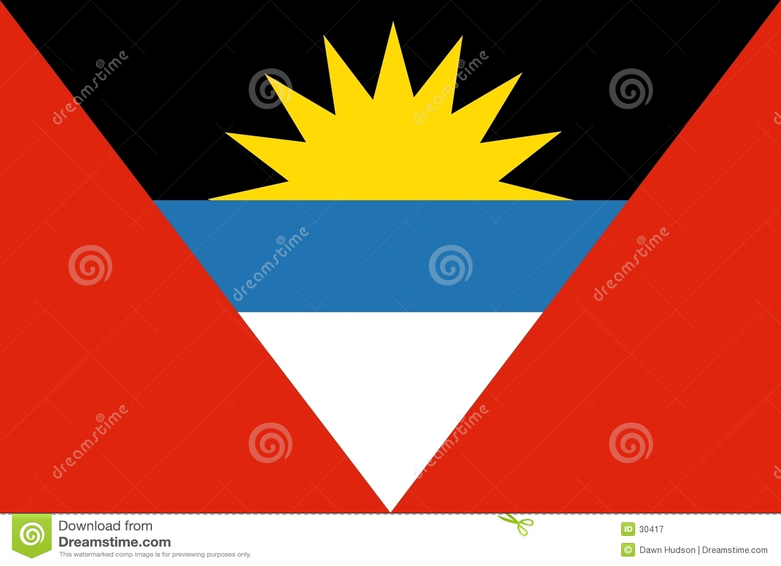 Антигуа barbuda