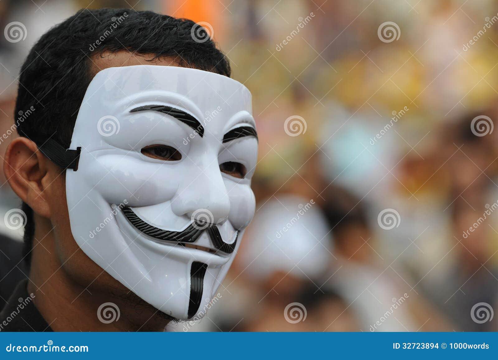 Антипровительственное ралли группы народной армии в Бангкоке