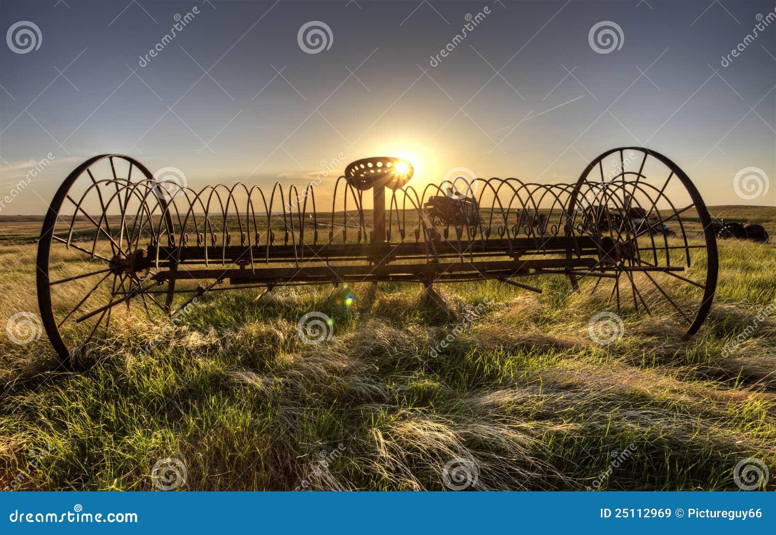 Античное оборудование фермы