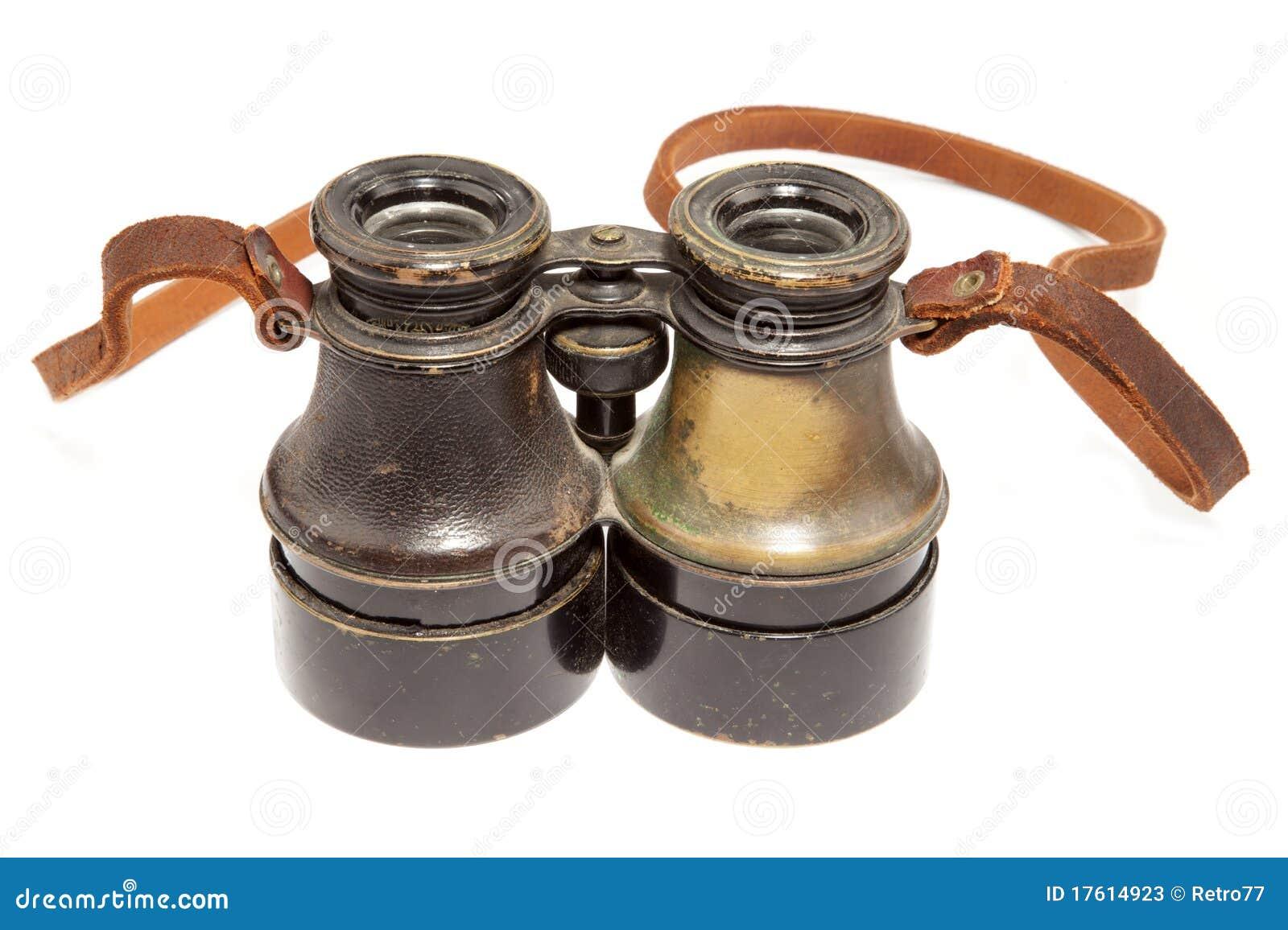 античные бинокли