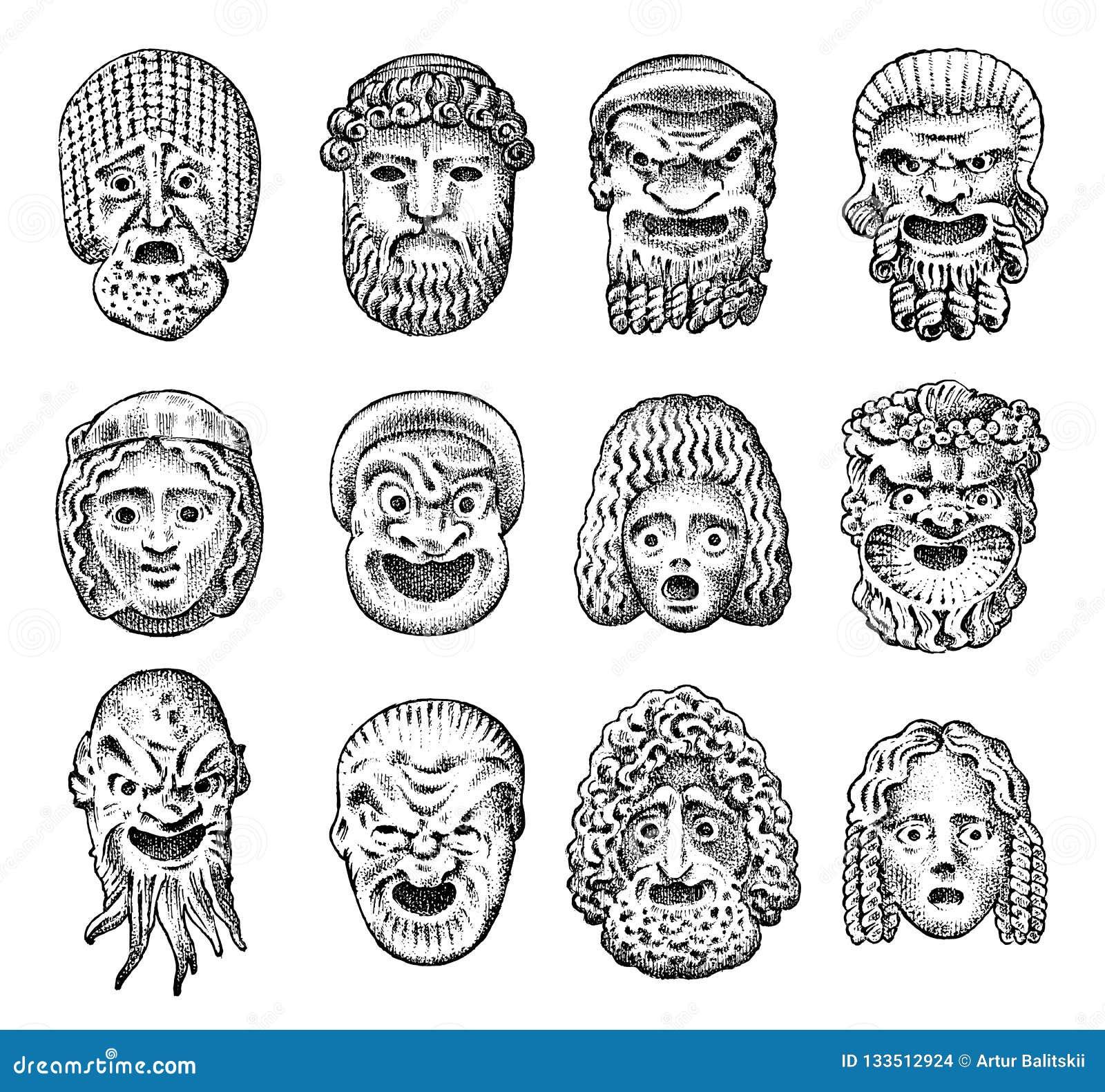 Древнегречески сбор