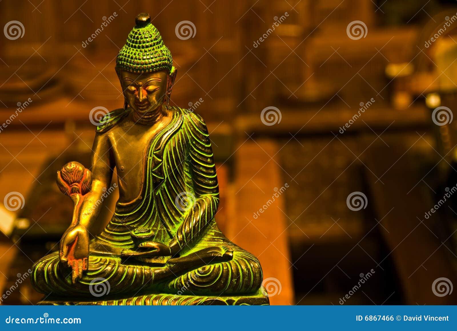 античный Будда