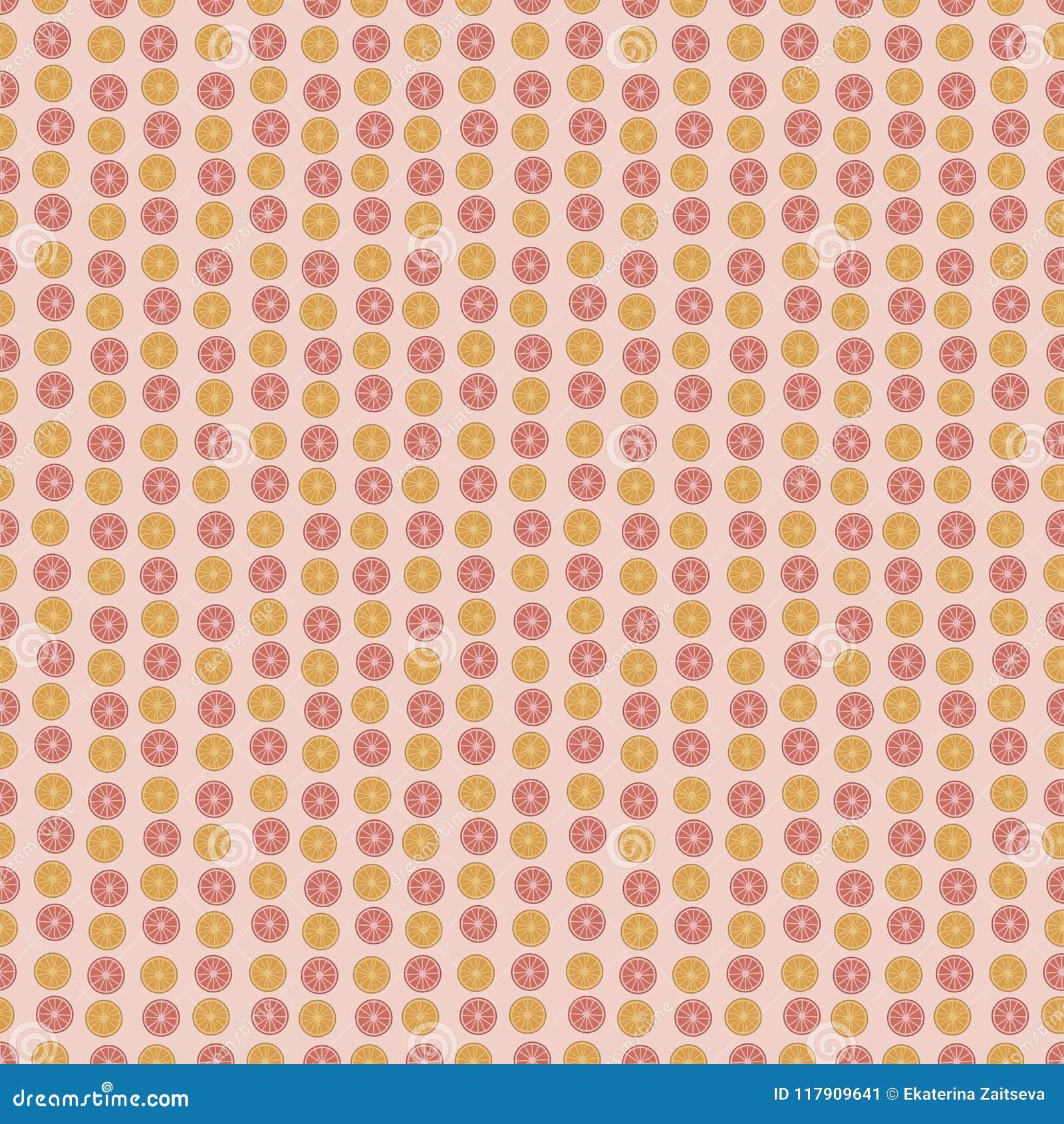 Апельсины апельсин и грейпфрут красного цвета отрезают вокруг нашивок цитруса плодоовощ вертикальных на свете - картине вектора р