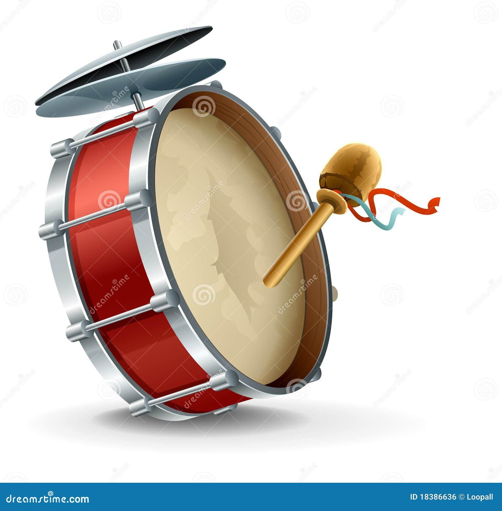 аппаратура басового барабанчика