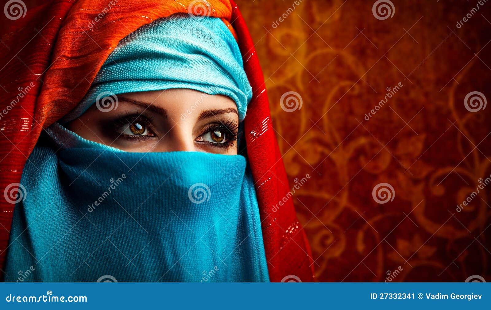 Арабская женщина