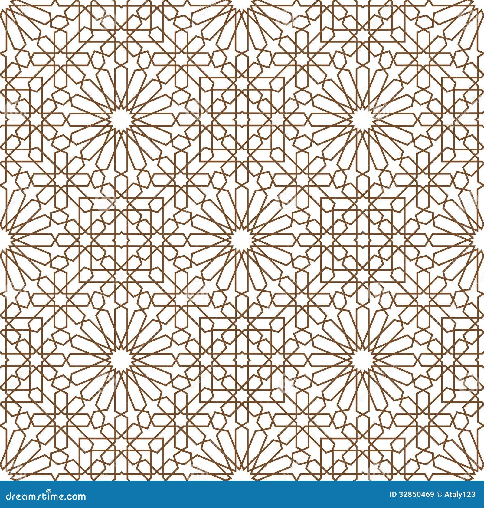 арабский орнамент фото
