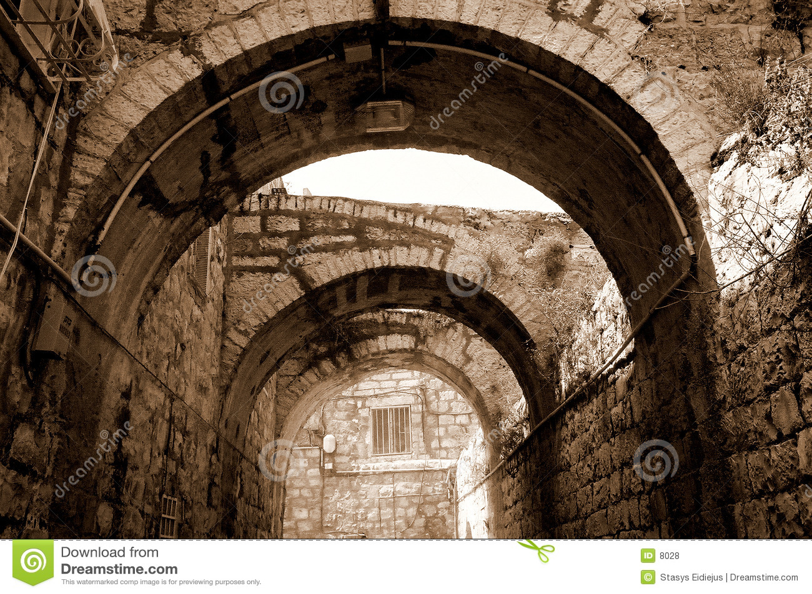 аркада Иерусалим