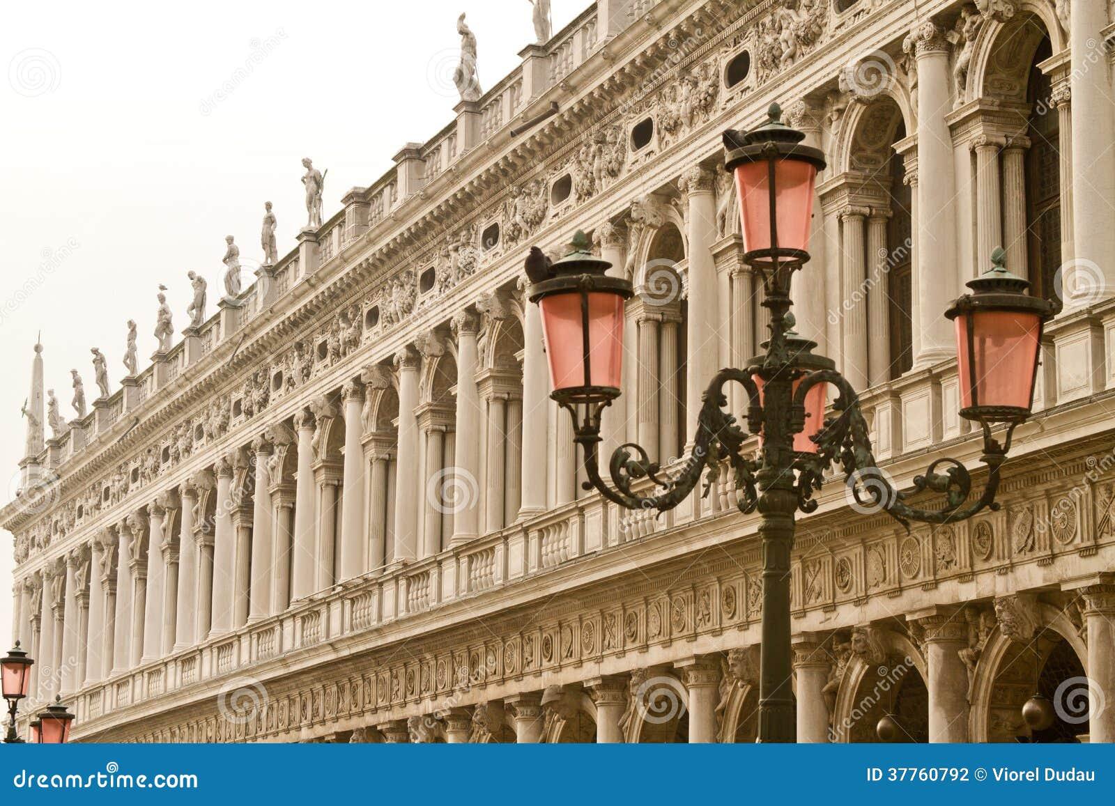 Аркада Сан Marco Венеция