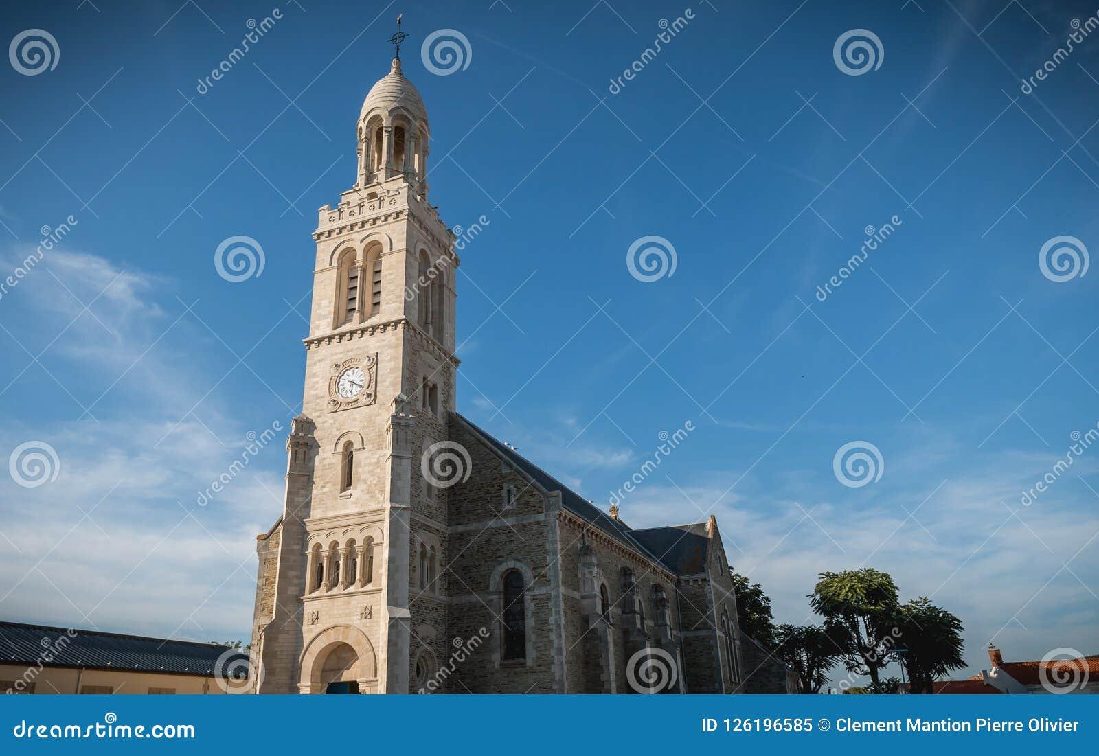Архитектурноакустическая деталь экстерьера церков St Croix