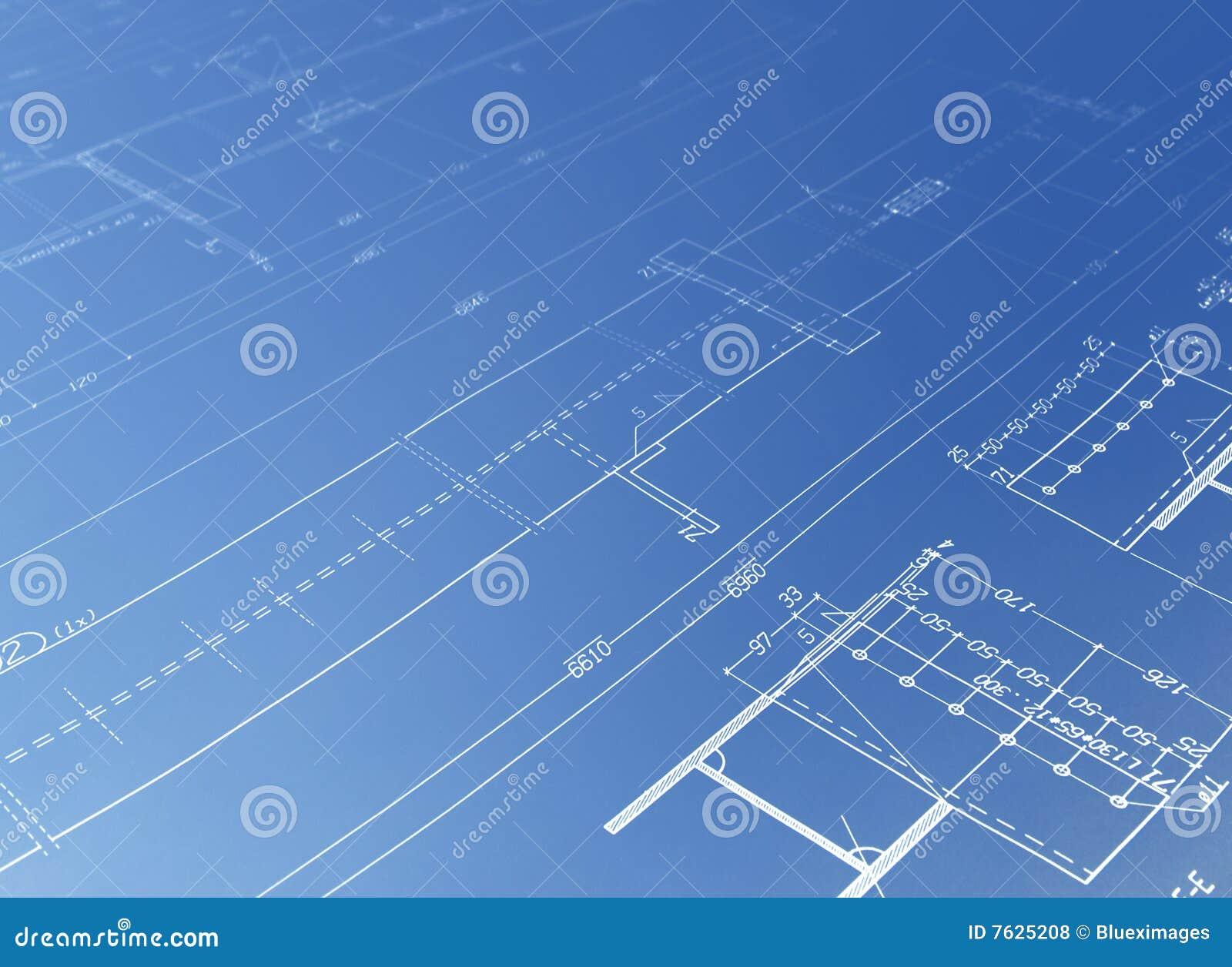 архитектурноакустический чертеж
