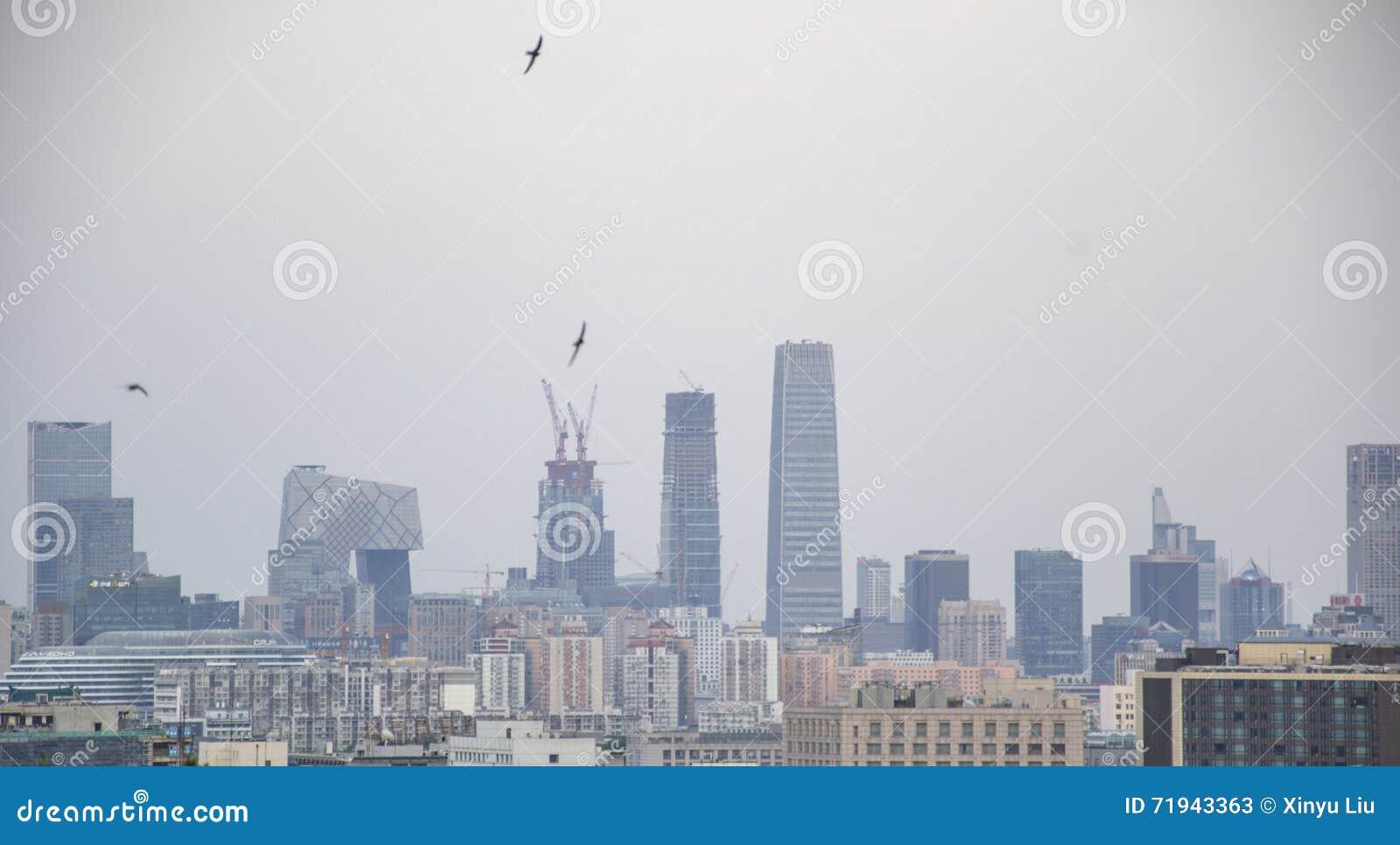 Архитектуры Пекина