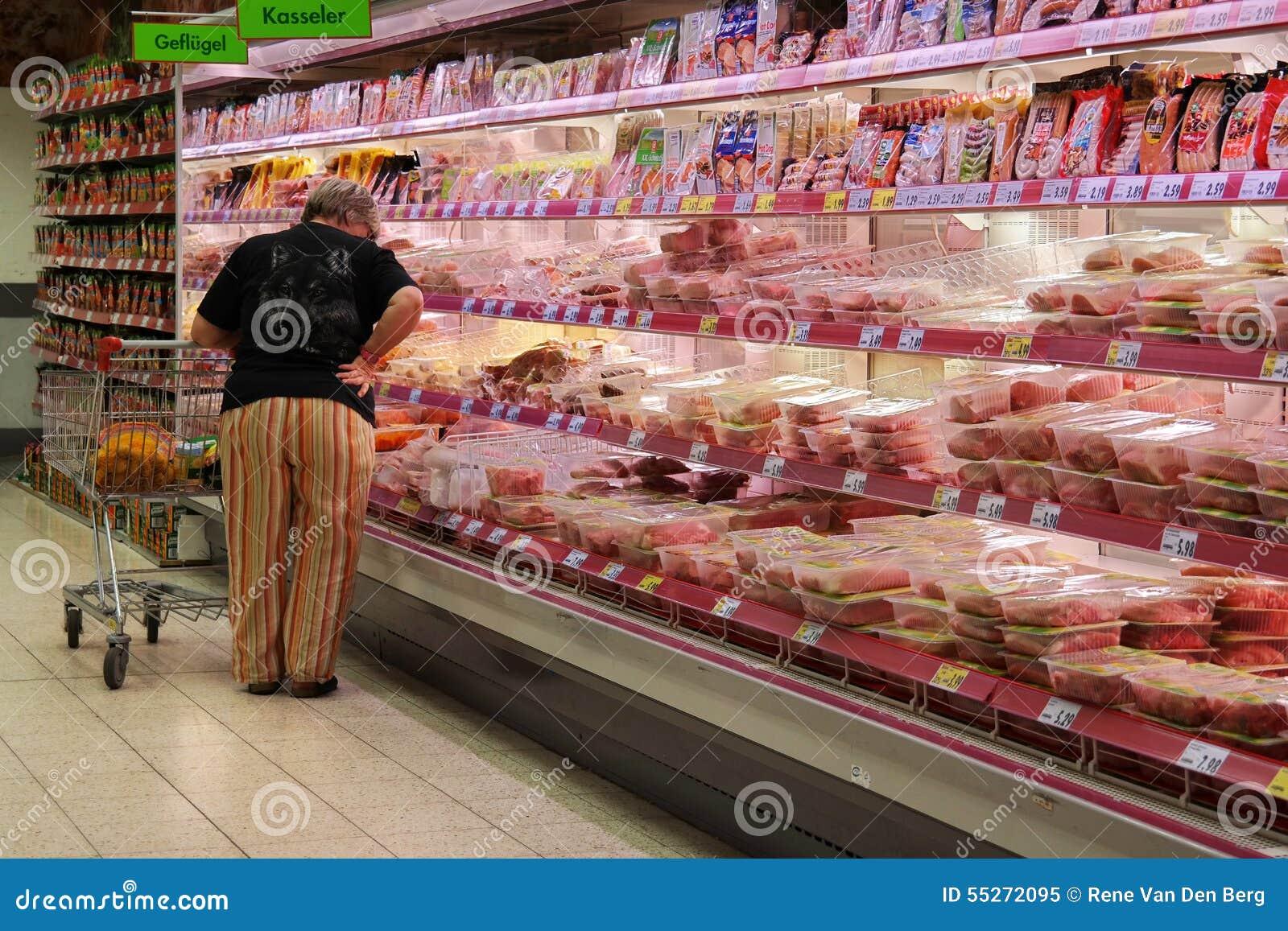 Ассортимент мяса