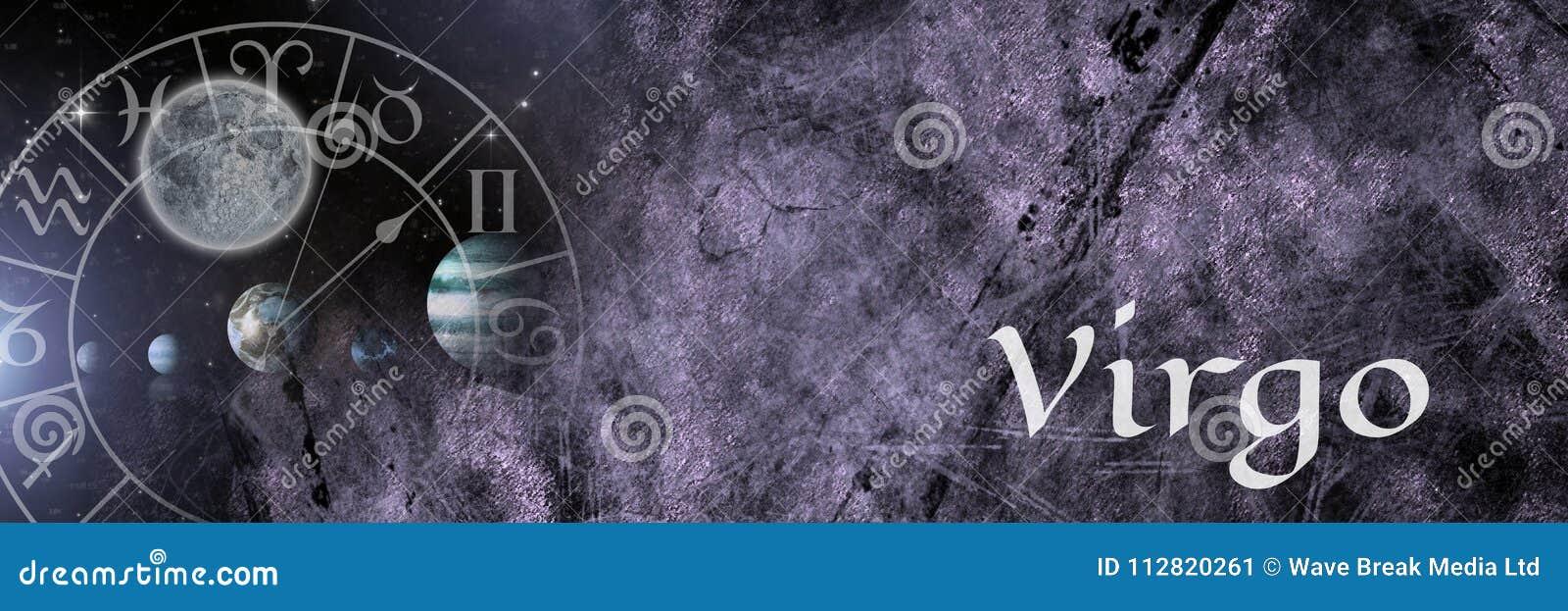 Астрология зодиака Virgo мистическая
