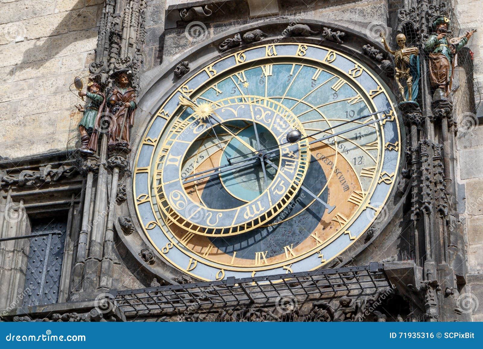 астрономические часы prague
