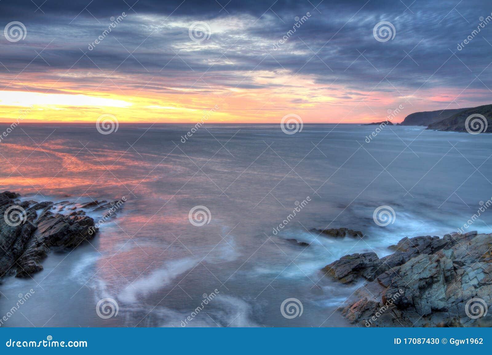 атлантическая береговая линия