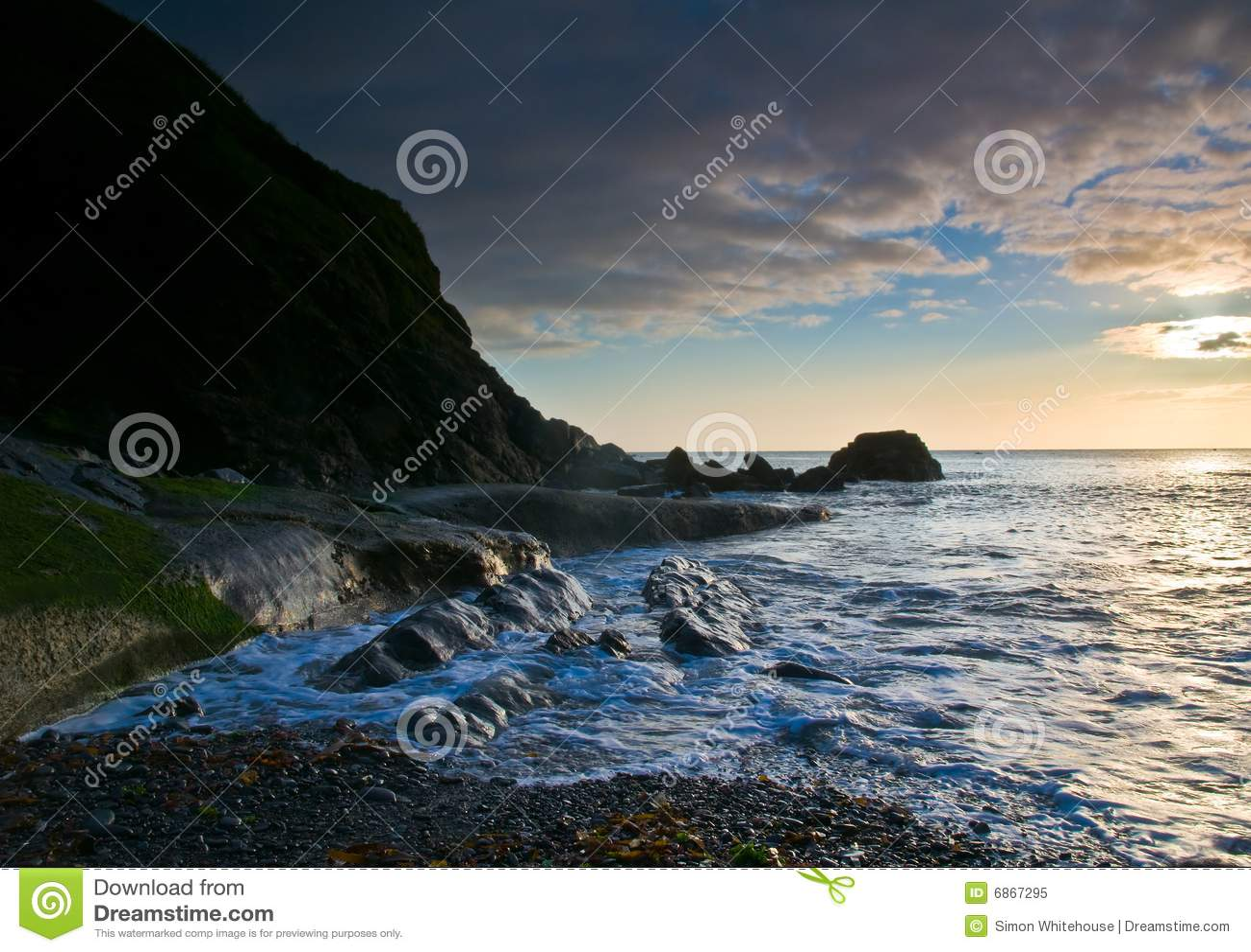 атлантический восход солнца