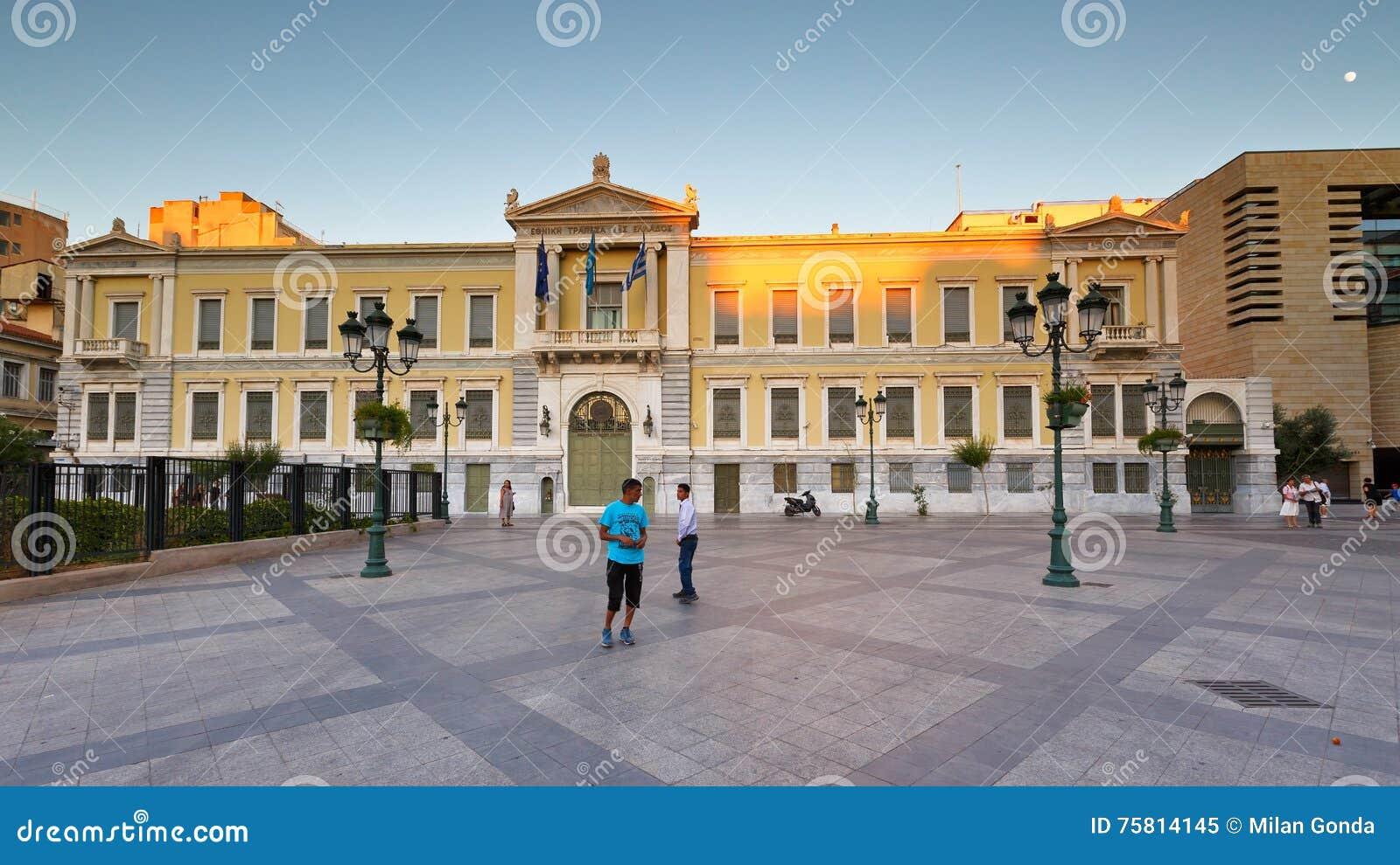 Афиныы, Греция