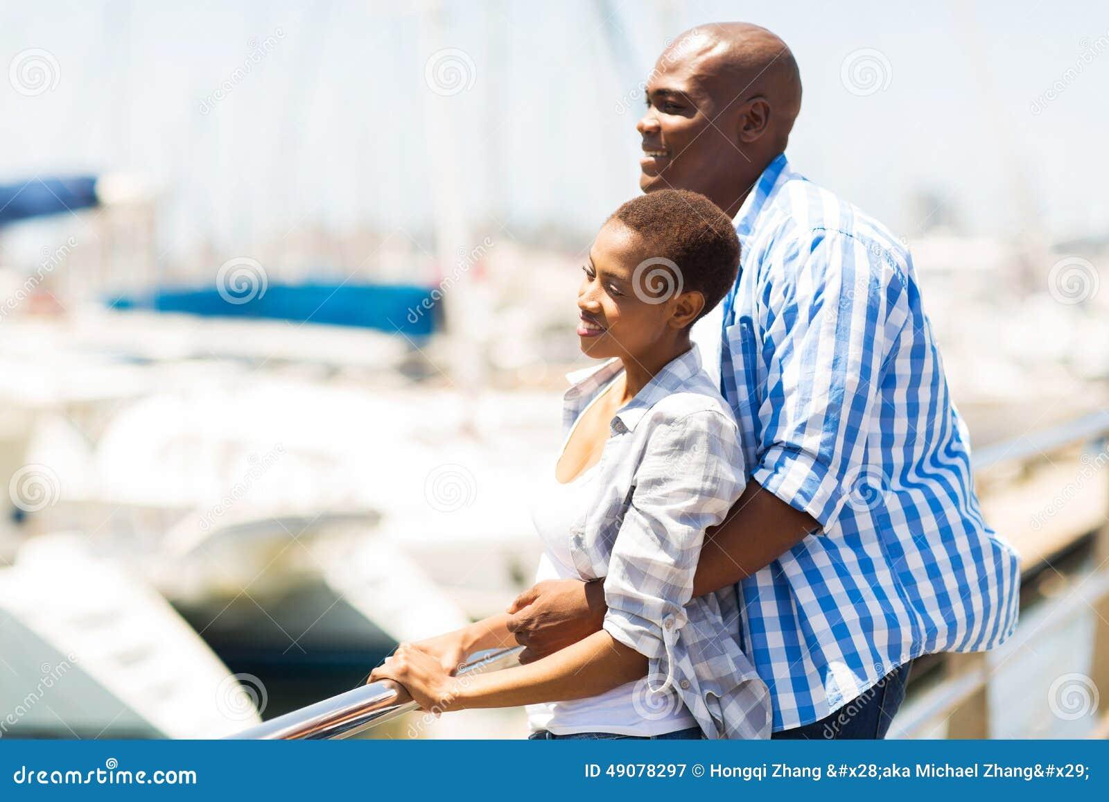 Африканские пары daydreaming