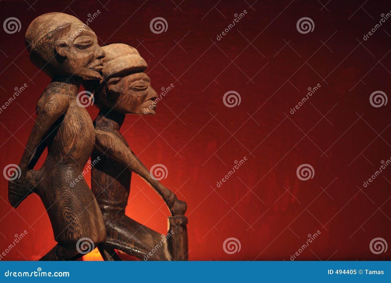 африканский тип искусства