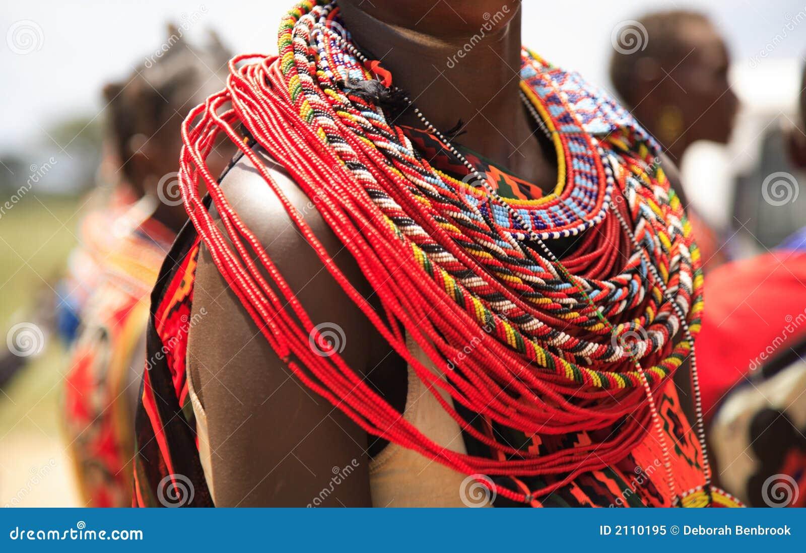 африканский jewellery