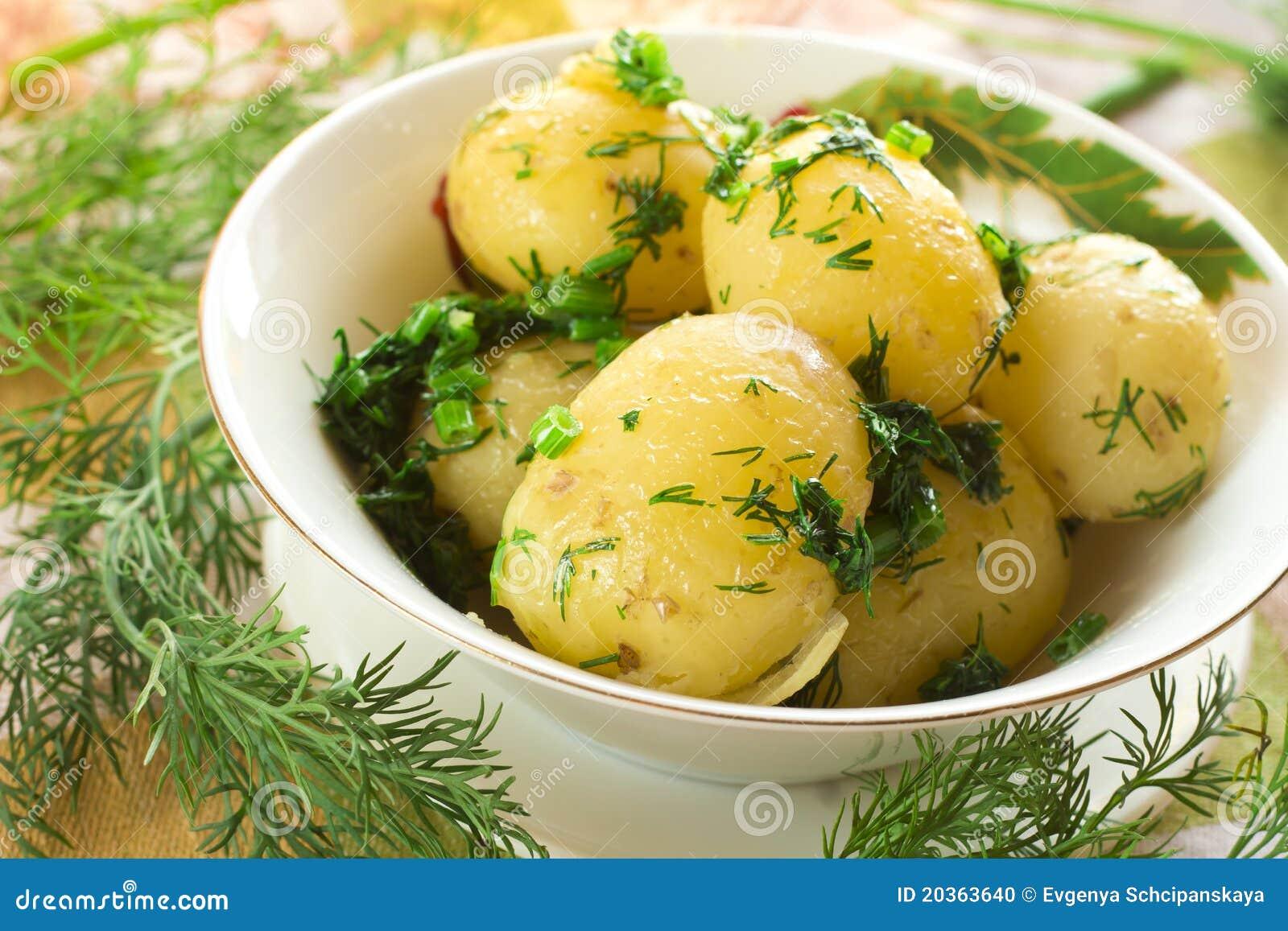 ая картошка