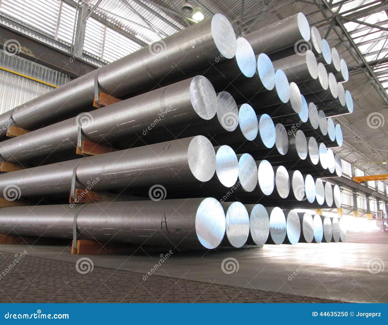 Алюминиевые цилиндры